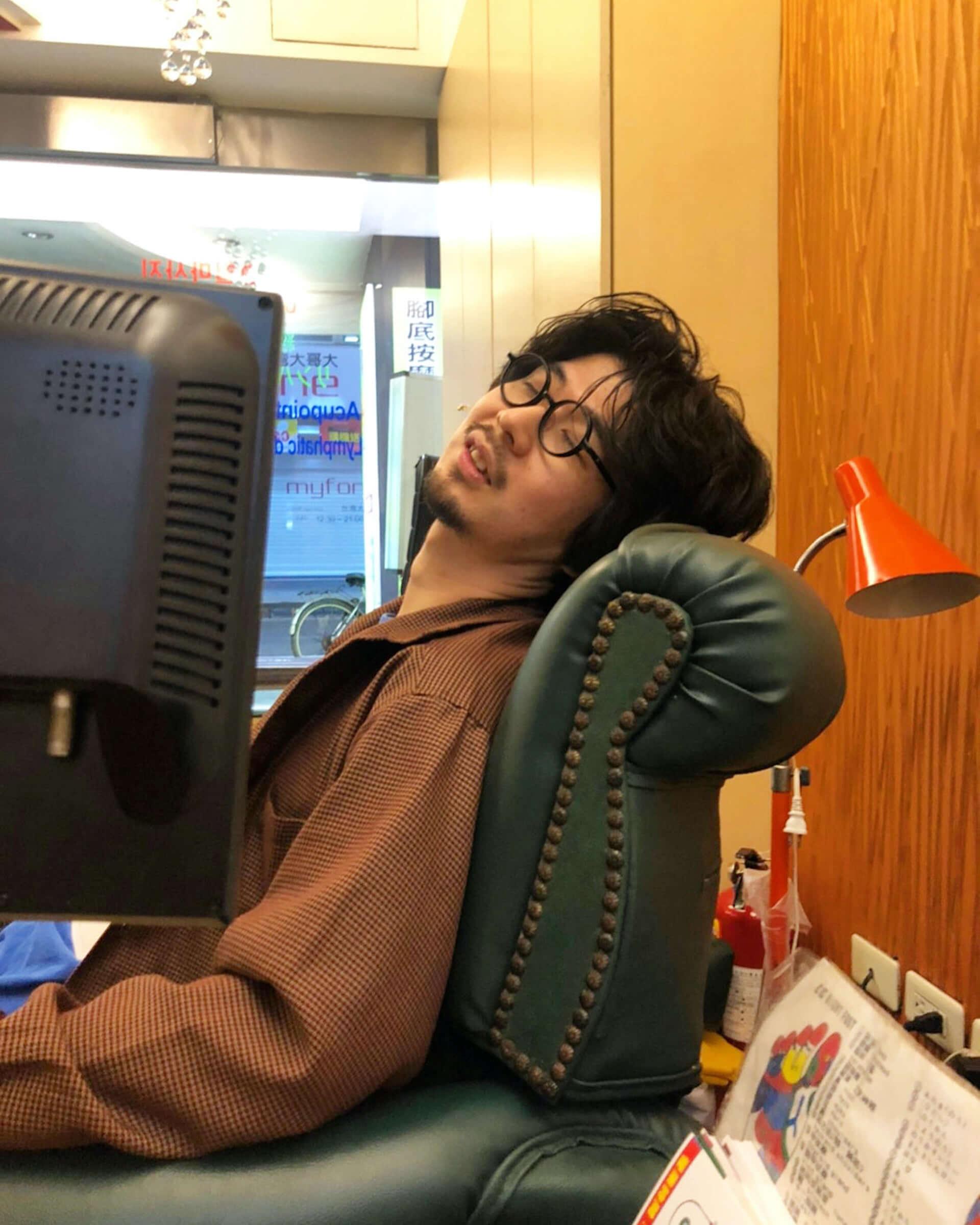 菅原慎一×竹内将子がアジアカルチャーに特化したPodcast番組『好玩電台』を「LIVE LOVERS」にて始動!イラストデザインは小林ラン music200713_haowandentai-podcast_2-1920x2400