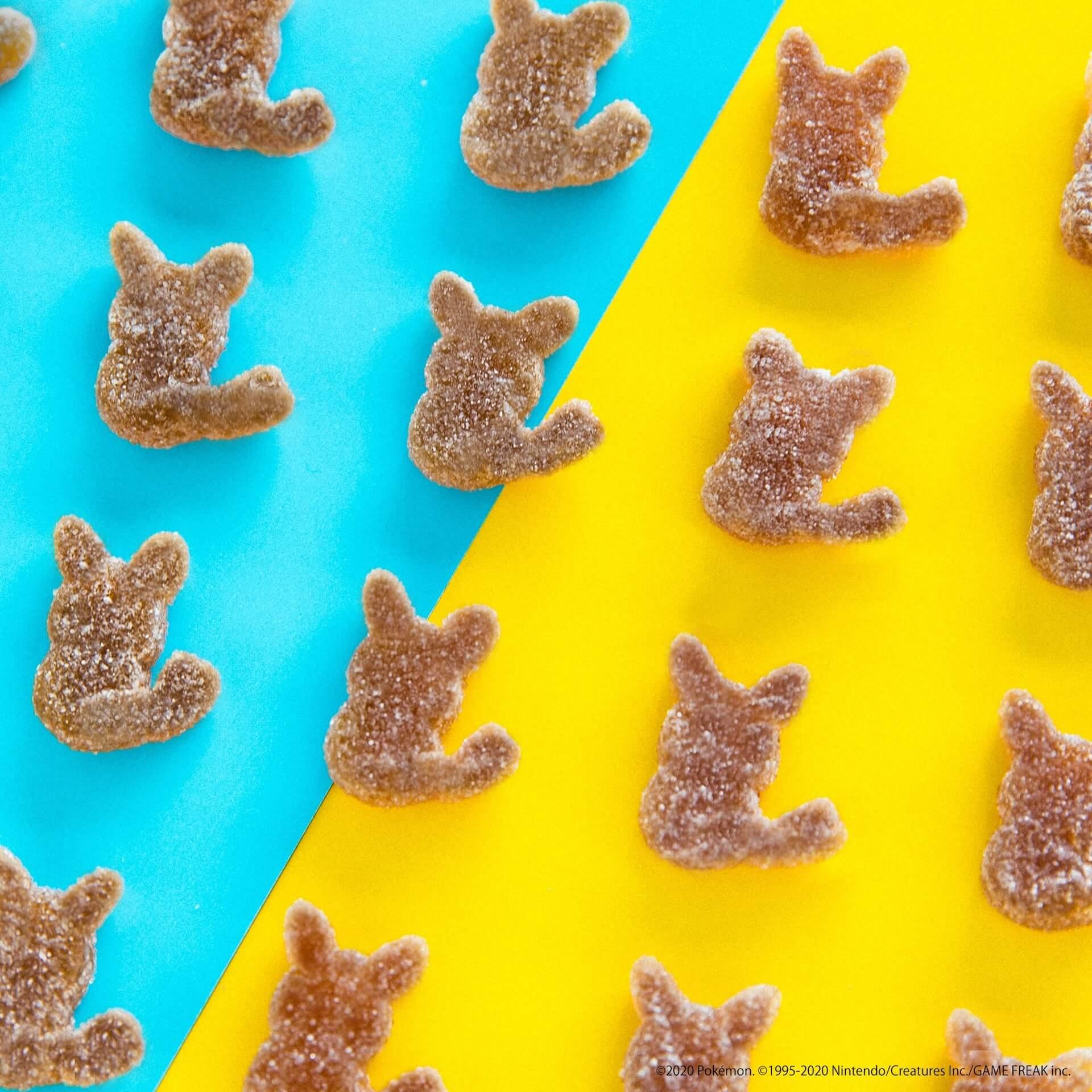 超キュートなピカチュウのグミがたくさん!大好評の「ピカチュウ ピュレグミ」第2弾が数量限定発売 gourmet200714_pure_pikachu_2