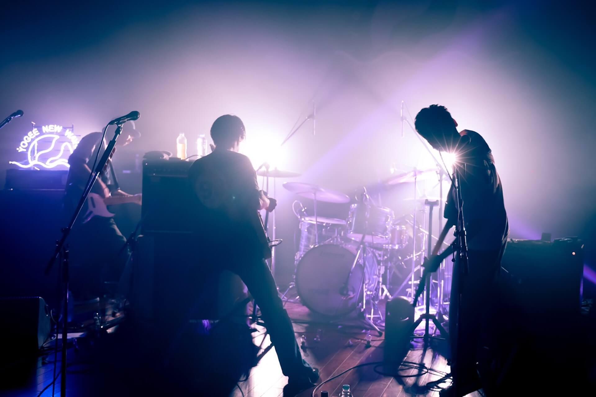 LIVEWIREで配信されたYogee New Wavesのライブ映像が期間限定で見逃し配信中!ライブレポートも到着 music200714_livewire_yogeenewwaves_02