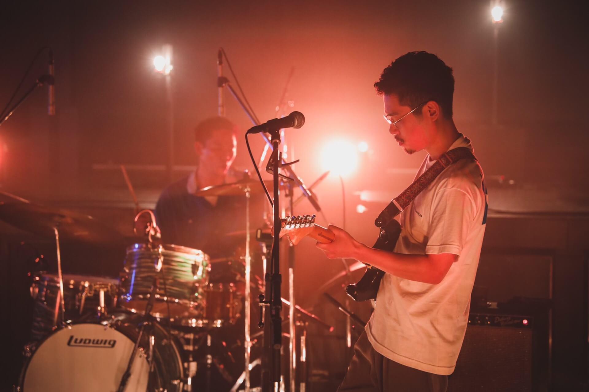 LIVEWIREで配信されたYogee New Wavesのライブ映像が期間限定で見逃し配信中!ライブレポートも到着 music200714_livewire_yogeenewwaves_05