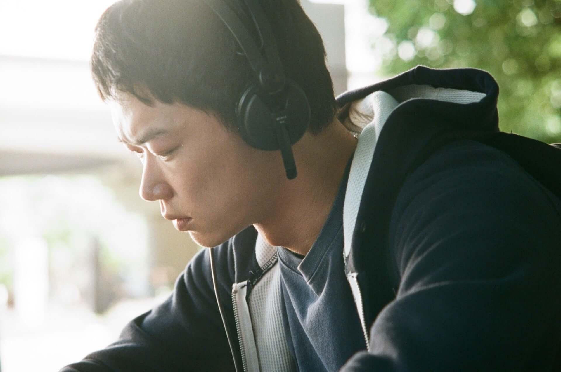 SEEDAの歴史的名盤を映画化した、笠松将主演『花と雨』がAbemaTVで独占先行配信決定! film200715_hanatoame_23-1920x1273