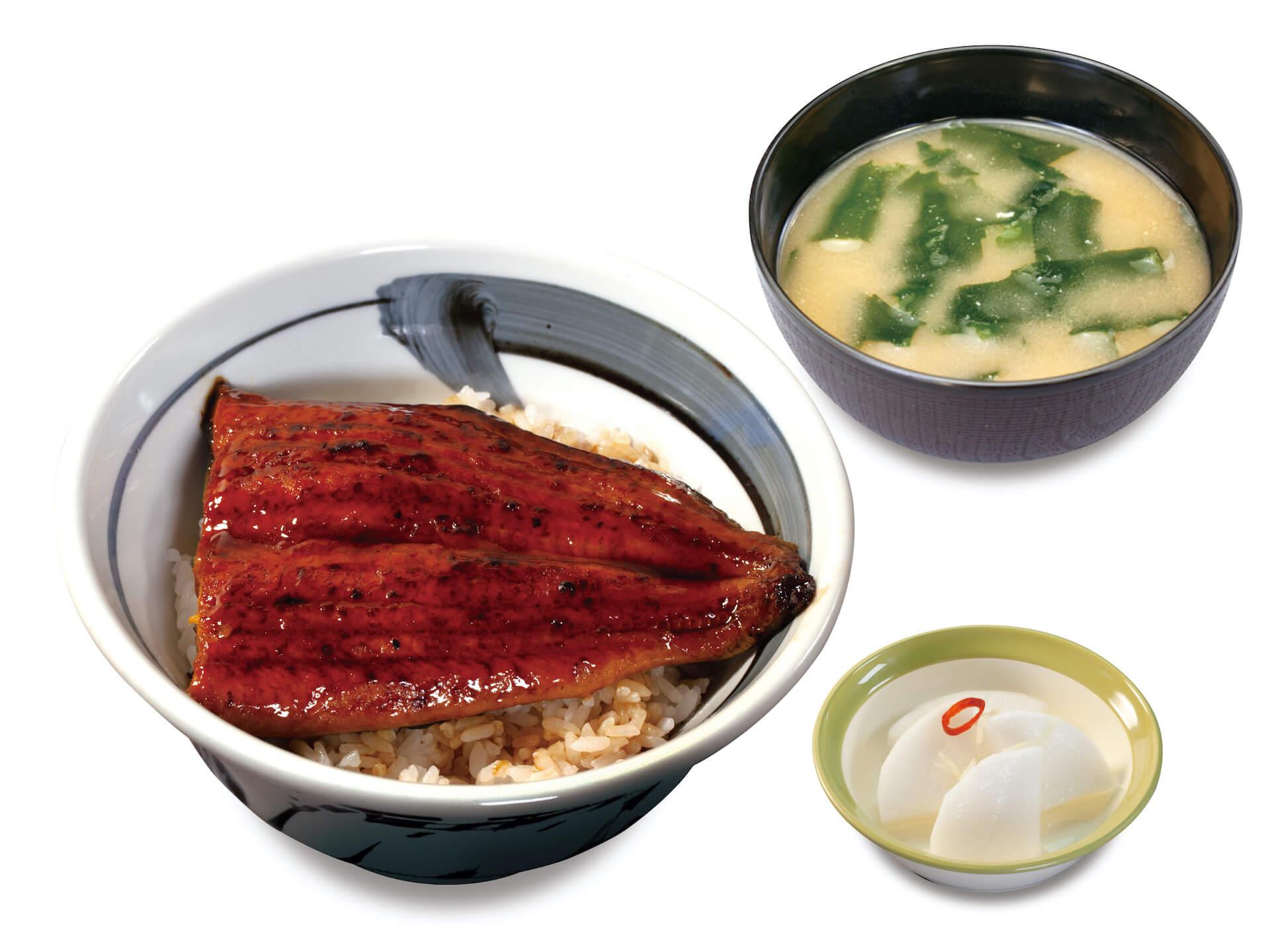 松屋で大人気のふわふわ肉厚な『うな丼』が松のやにも期間限定で登場!ライス大盛り無料サービスも gourmet200715_unadon_02