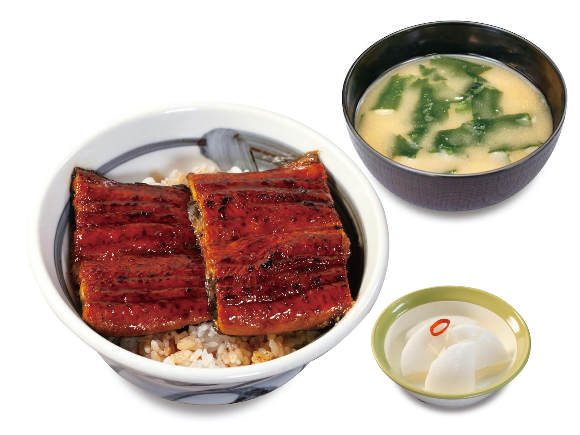 松屋で大人気のふわふわ肉厚な『うな丼』が松のやにも期間限定で登場!ライス大盛り無料サービスも gourmet200715_unadon_03