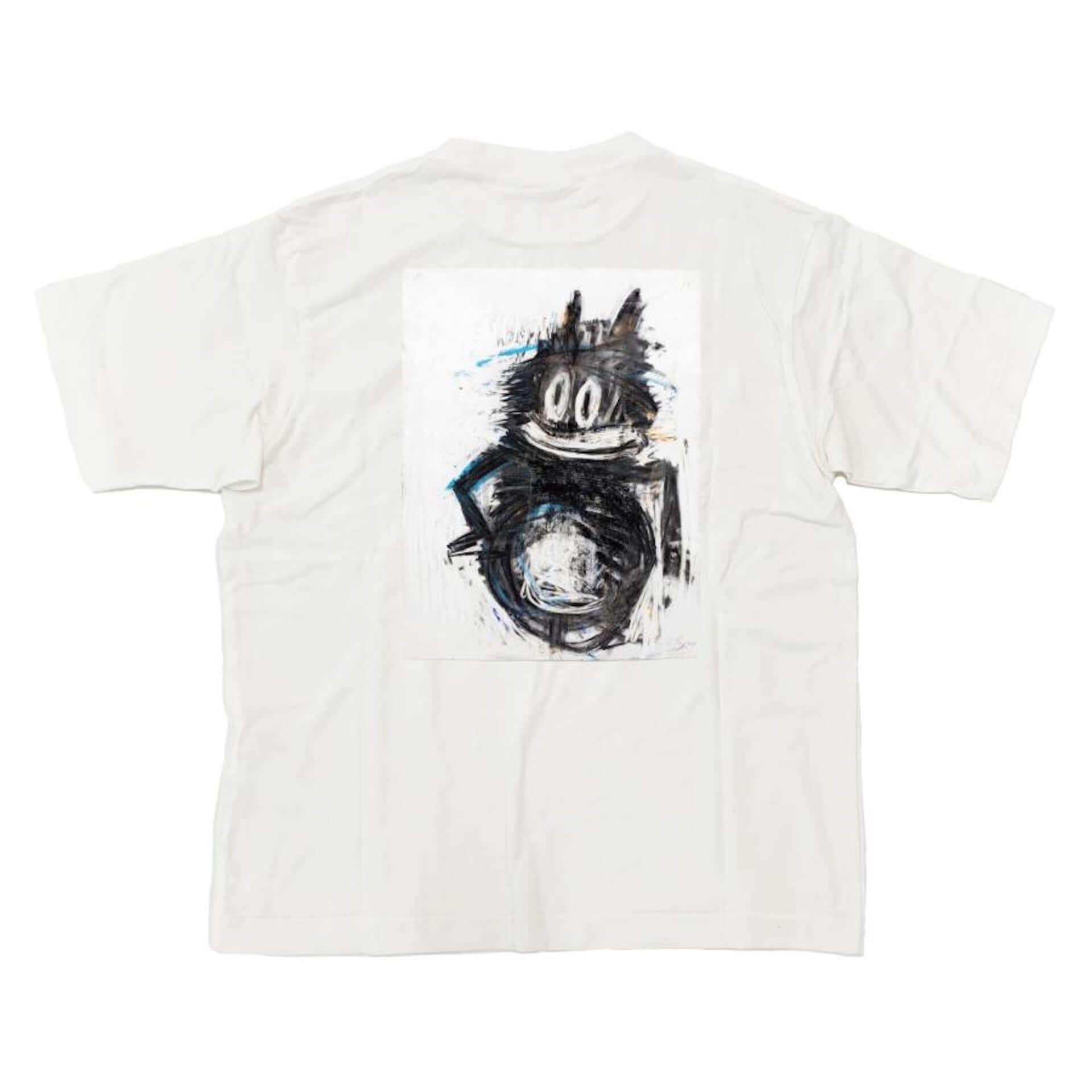 山口はるみ、空山基も参加!NANZUKA<GLOBAL POP UNDERGROUND>の限定Tシャツがリリース|オンライン展示も開始 art200715_parco_gpu_7-1920x1920