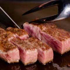 銀座のステーキ