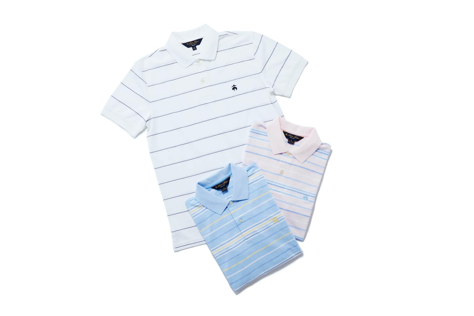 ブルックス ブラザーズが夏にぴったりの<ポロシャツフェア>を開催中!ロゴが刺繍されたハンカチを先着でプレゼント lf200617_brooksbrothers_03