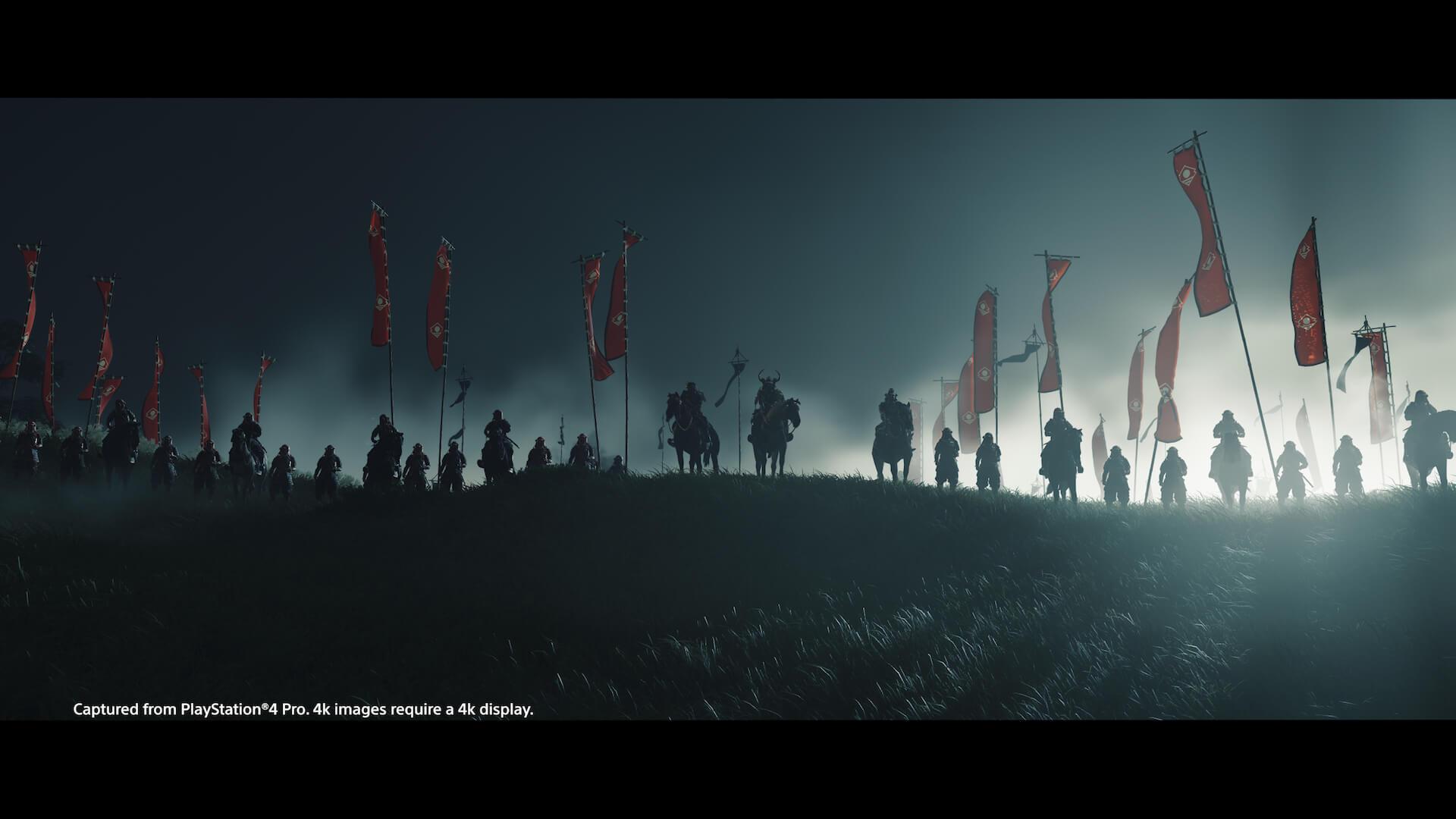新感覚のオープンワールド時代劇を体感せよ!PS4専用ソフト『Ghost of Tsushima』がついに本日発売 tech200717_ghostoftsushima_9