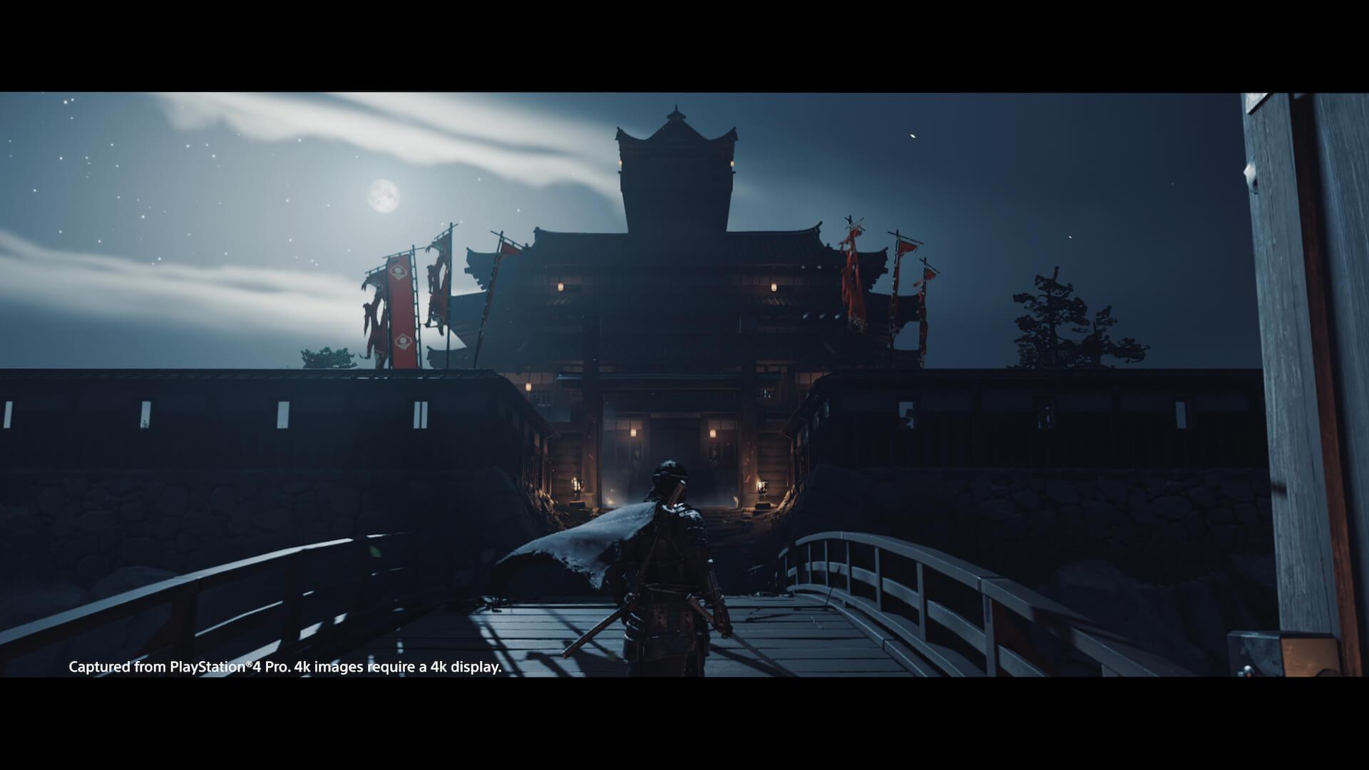 新感覚のオープンワールド時代劇を体感せよ!PS4専用ソフト『Ghost of Tsushima』がついに本日発売 tech200717_ghostoftsushima_10