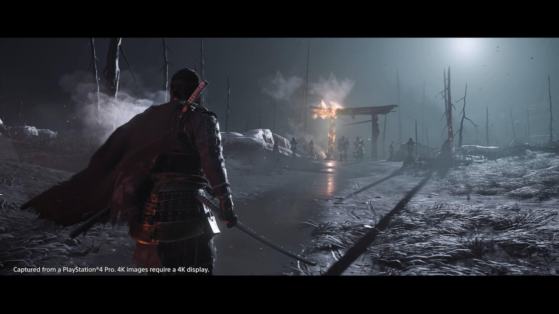 新感覚のオープンワールド時代劇を体感せよ!PS4専用ソフト『Ghost of Tsushima』がついに本日発売 tech200717_ghostoftsushima_11