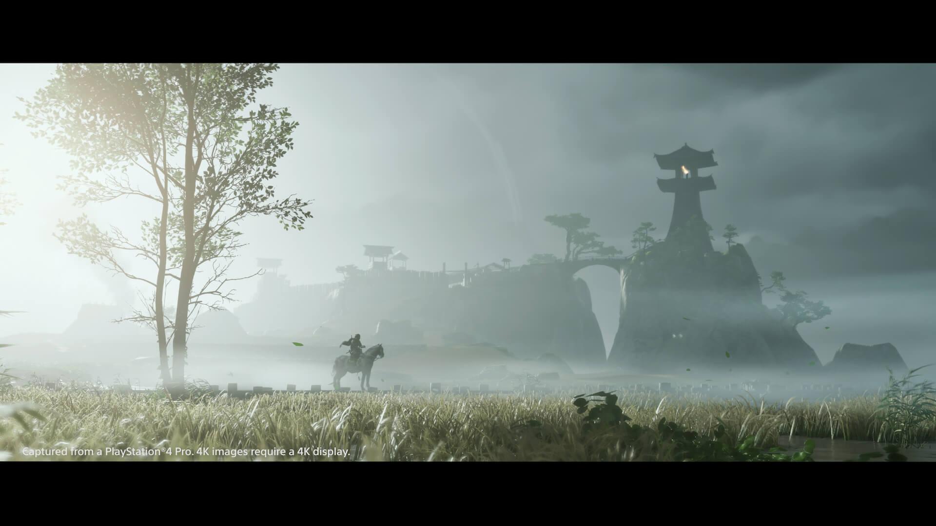 新感覚のオープンワールド時代劇を体感せよ!PS4専用ソフト『Ghost of Tsushima』がついに本日発売 tech200717_ghostoftsushima_12