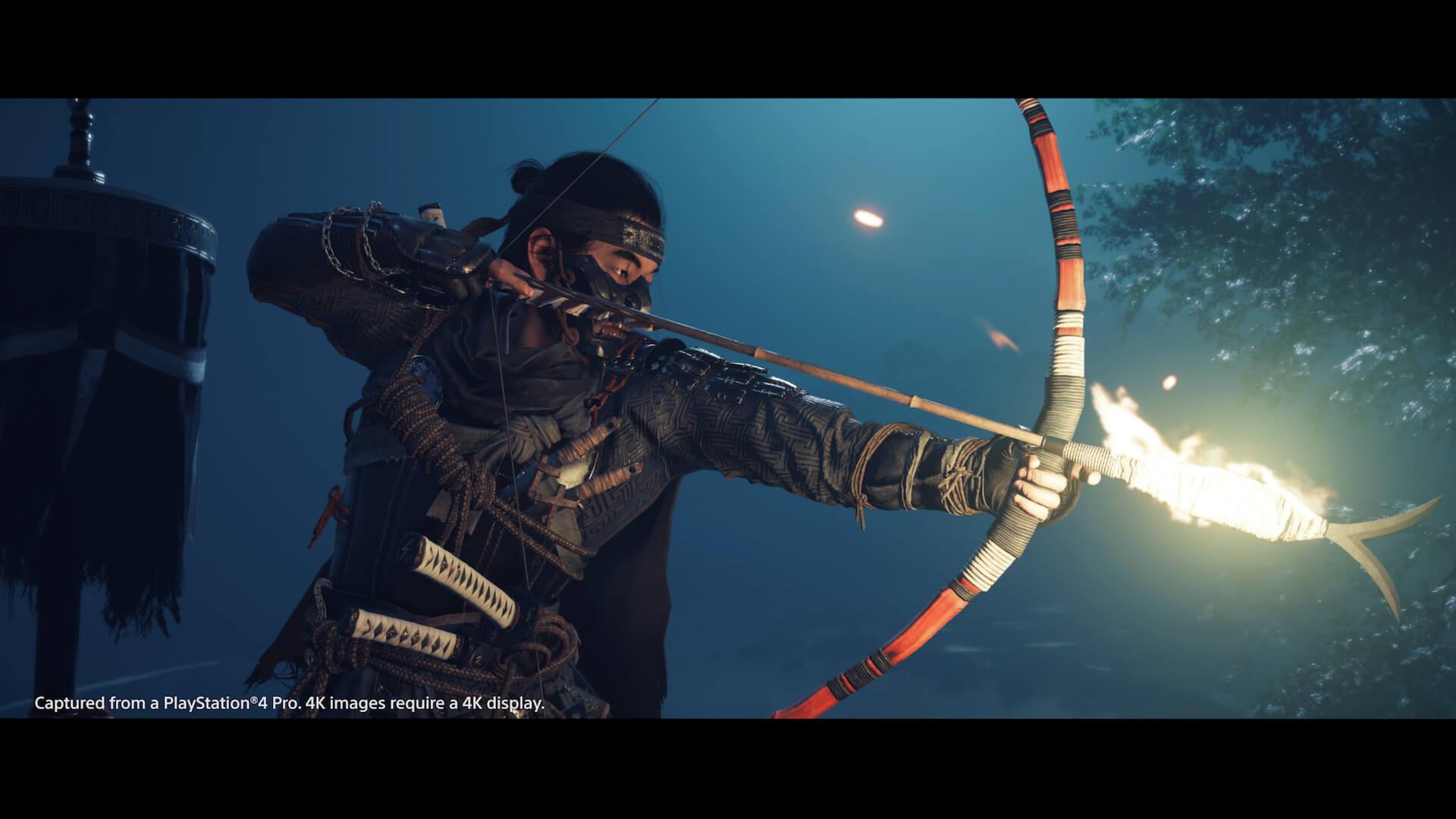 新感覚のオープンワールド時代劇を体感せよ!PS4専用ソフト『Ghost of Tsushima』がついに本日発売 tech200717_ghostoftsushima_15