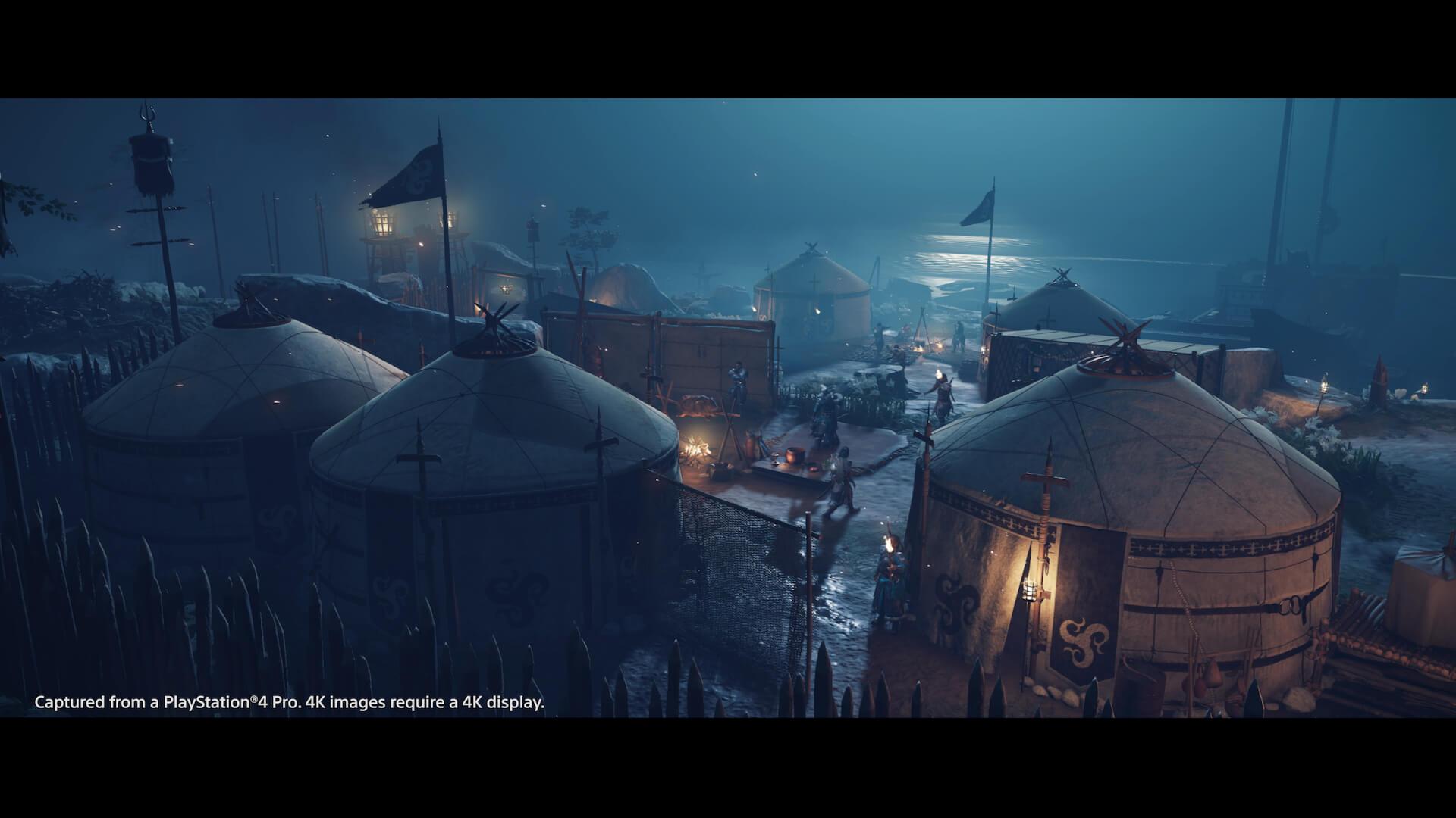 新感覚のオープンワールド時代劇を体感せよ!PS4専用ソフト『Ghost of Tsushima』がついに本日発売 tech200717_ghostoftsushima_17