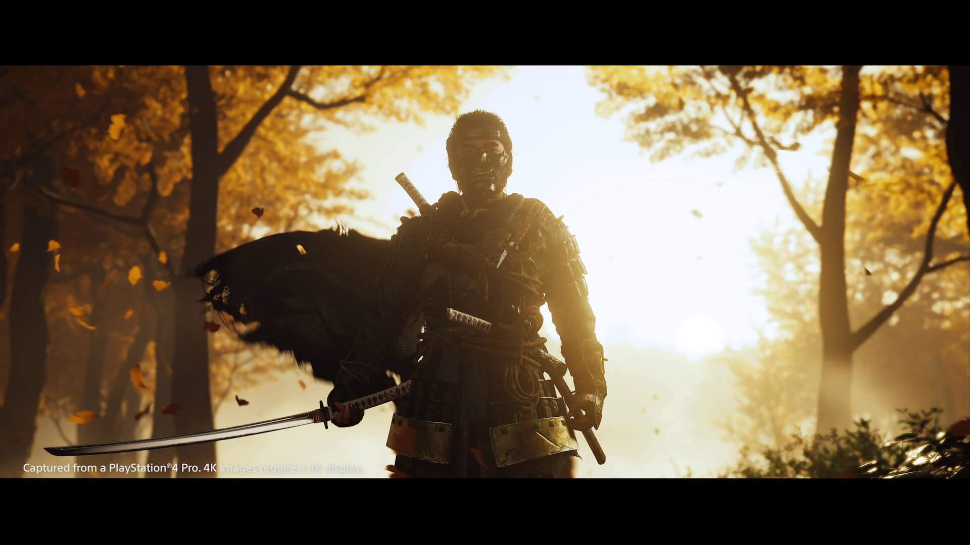 新感覚のオープンワールド時代劇を体感せよ!PS4専用ソフト『Ghost of Tsushima』がついに本日発売 tech200717_ghostoftsushima_18