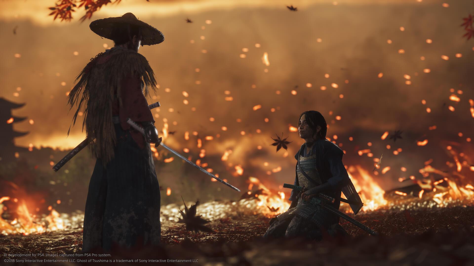 新感覚のオープンワールド時代劇を体感せよ!PS4専用ソフト『Ghost of Tsushima』がついに本日発売 tech200717_ghostoftsushima_21