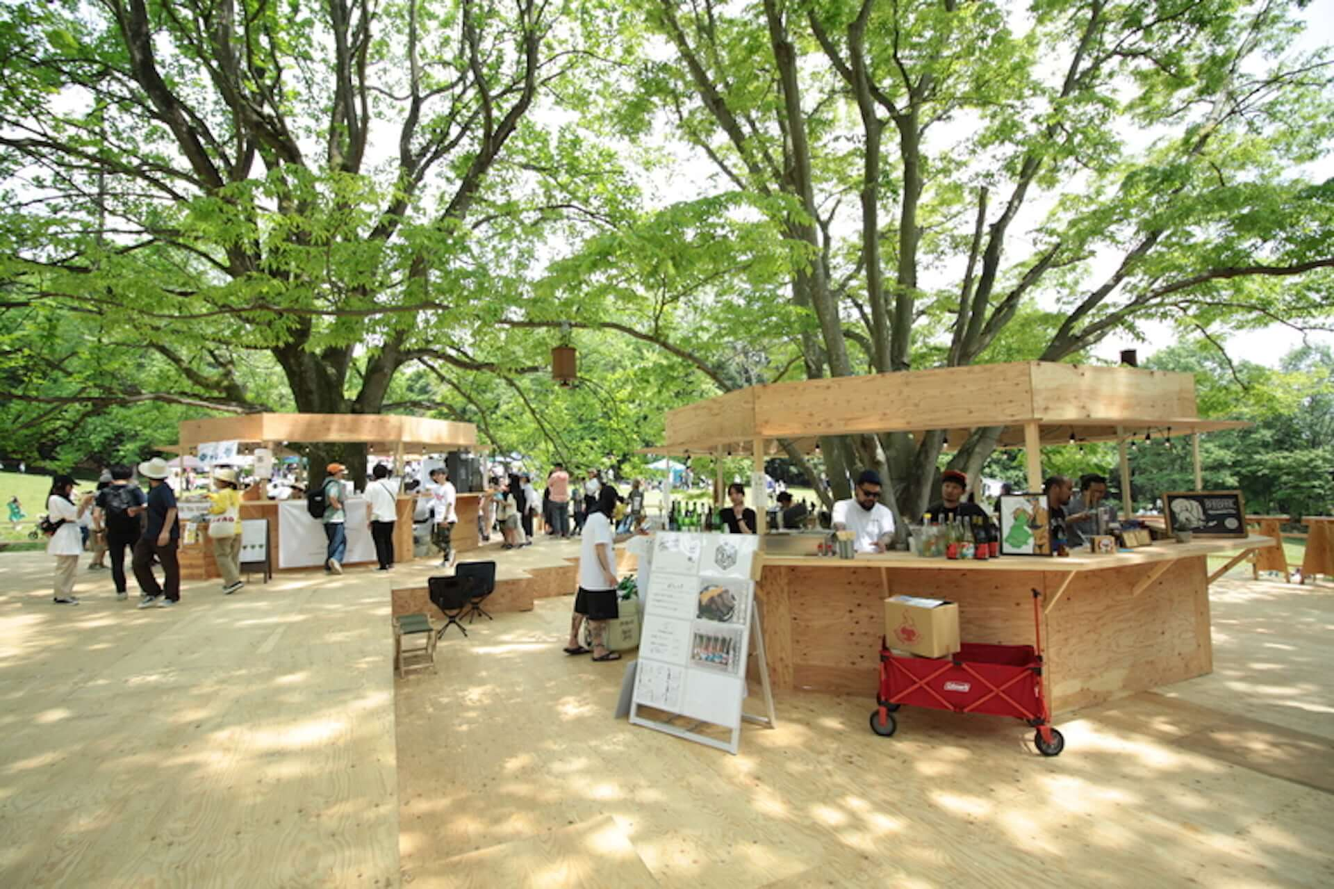 静岡の泊まれる公園「INN THE PARK」が野外ステージ設置クラウドファンディングを実施中!Tシャツや宿泊券などリターン多数 art200717_innthepark_1-1920x1279