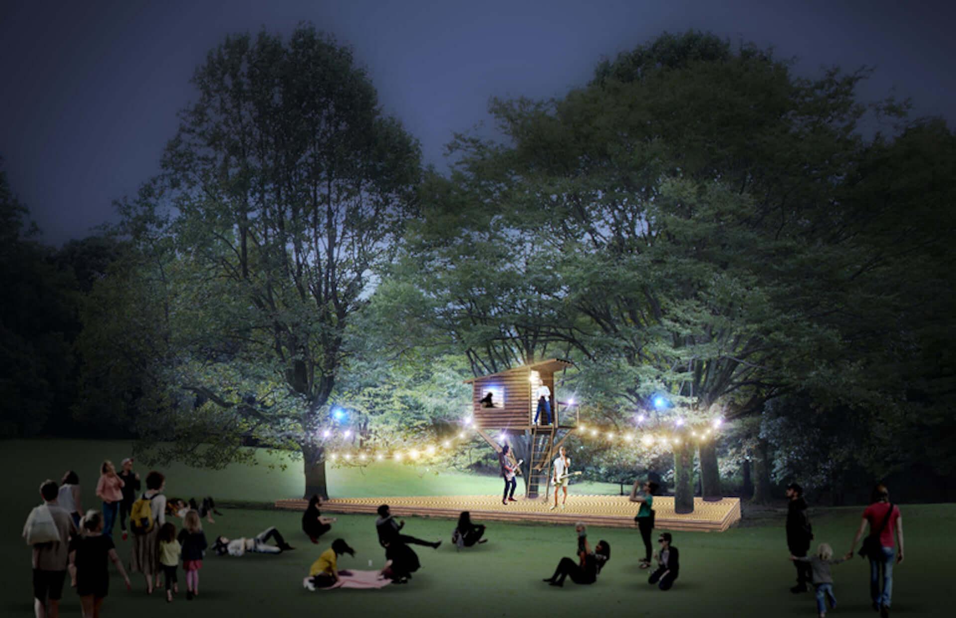 静岡の泊まれる公園「INN THE PARK」が野外ステージ設置クラウドファンディングを実施中!Tシャツや宿泊券などリターン多数 art200717_innthepark_15-1920x1242
