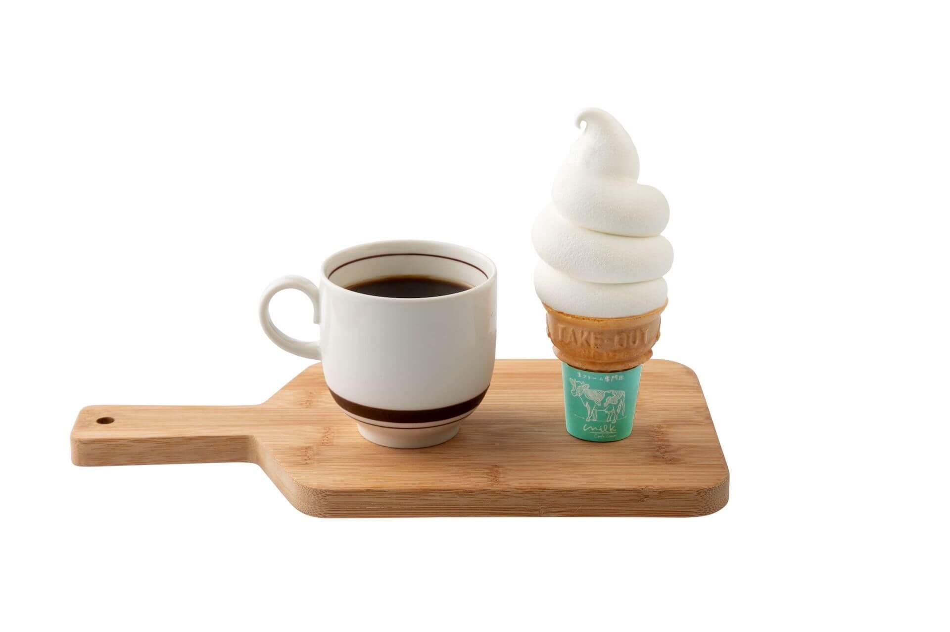 究極の生クリームを楽しもう!「MILK × 横浜スパゲティ」コラボ出店がみなとみらい東急スクエアでスタート gourmet_milk_yokohama_01