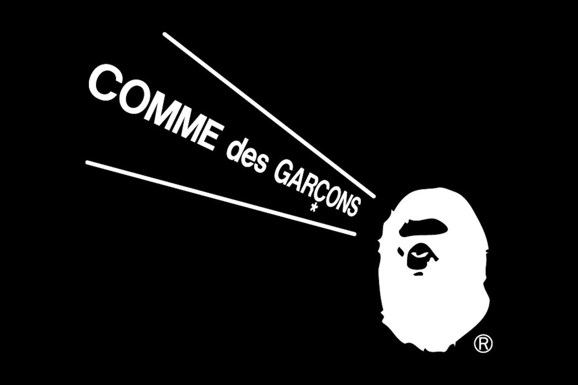A BATHING APEとCOMME des GARCONSのコラボTシャツやフーディがBAPE STOREコムデギャルソン大阪限定でリリース! lf200720_bape_garcons_01