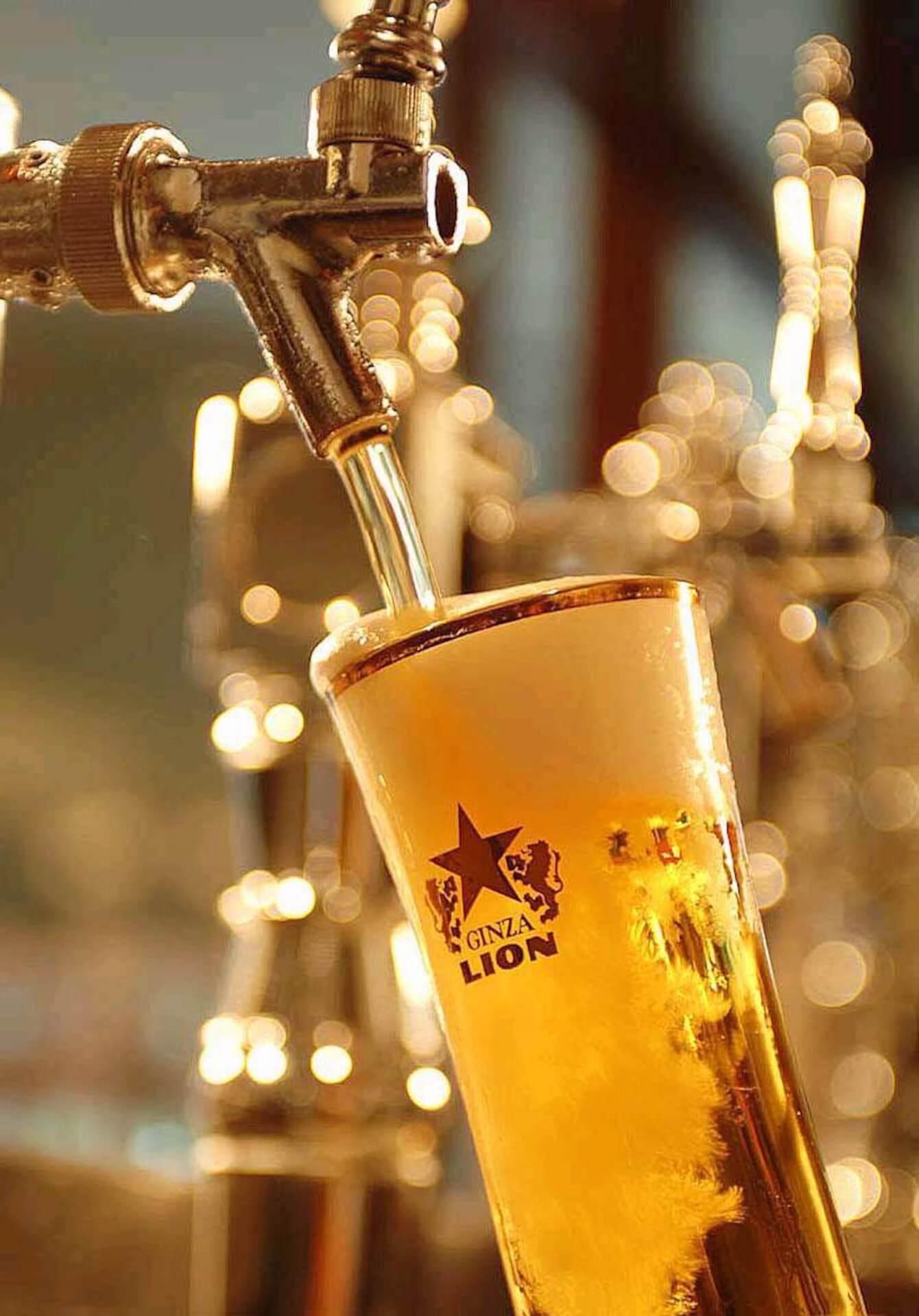 こだわりの一度注ぎ生ビールを堪能しよう!銀座ライオンとYEBISU BARで生ビールの飲み放題が期間限定で実施 gourmet200720_beer_ginza_yebisu_01