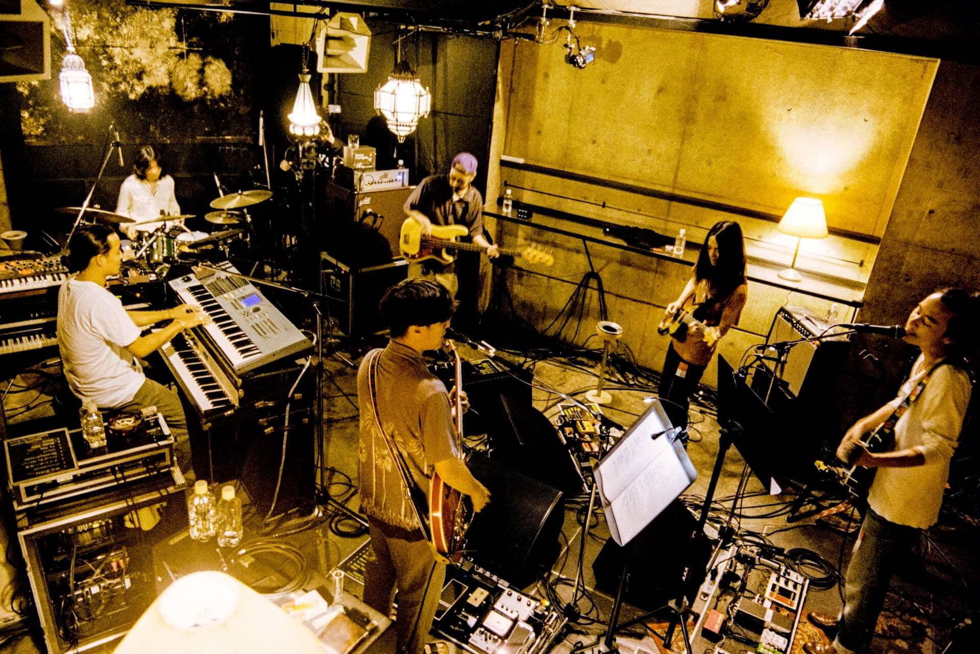 〜 LIVEWIRE Suchmos From The Window 〜【Photo Documentary】 music200721_suchmos_live_8