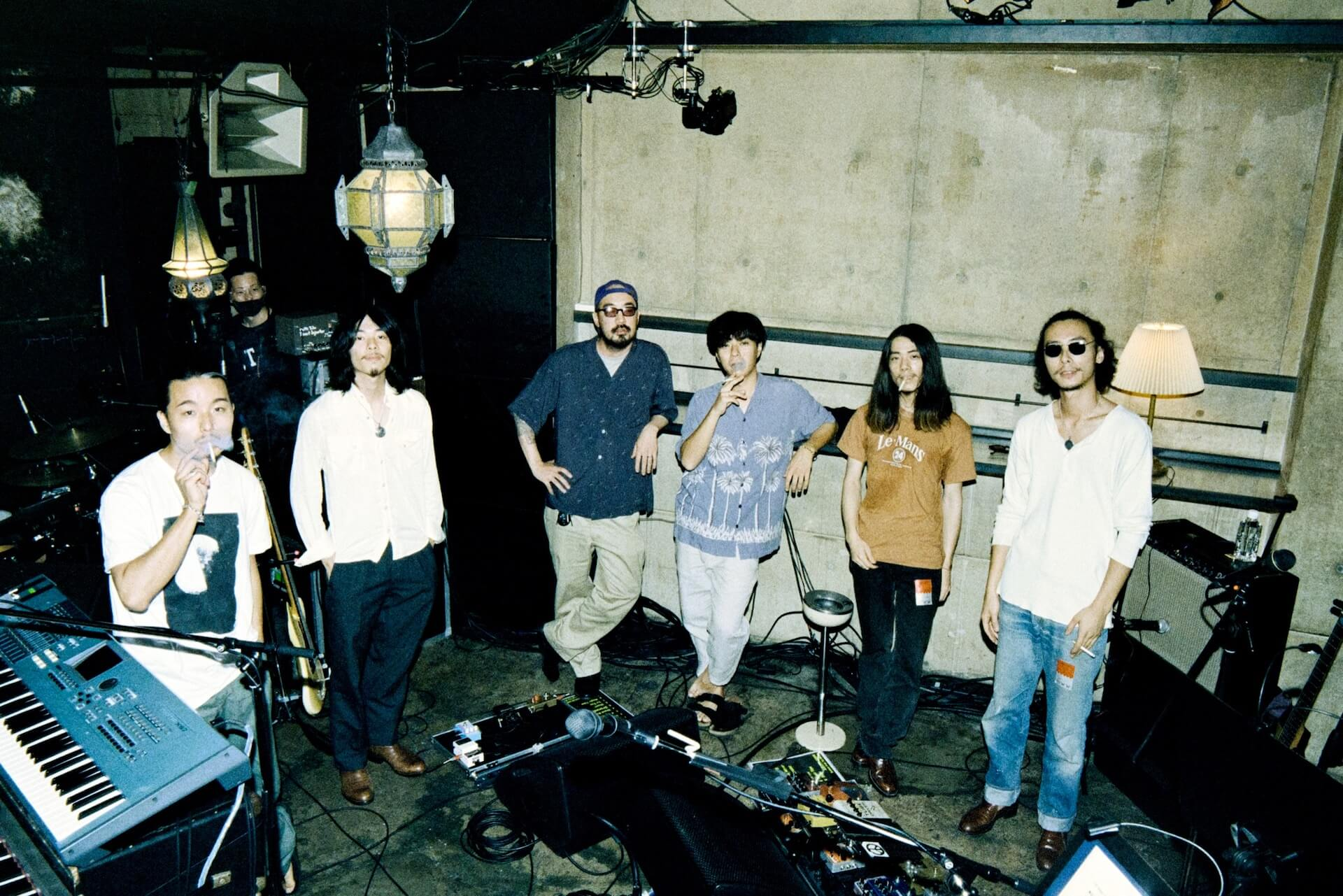 〜 LIVEWIRE Suchmos From The Window 〜【Photo Documentary】 music200721_suchmos_live_10
