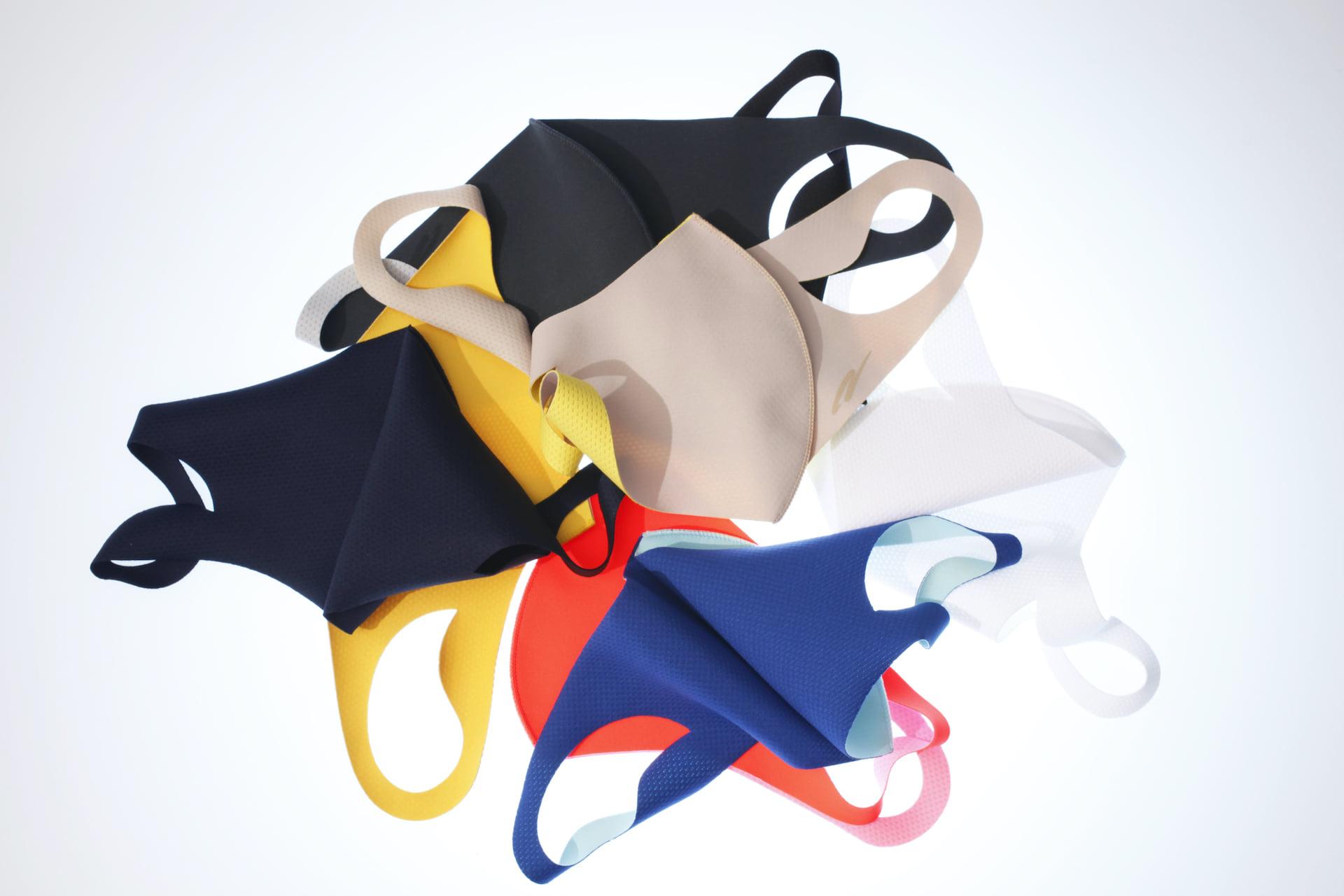 夏用の冷感抗菌UVマスク『ATB-UV+MASK COOL』がNEWSCHOOLにて発売|表参道のポップアップストアは明日スタート lf200721_newschool-mask_8-1920x1280