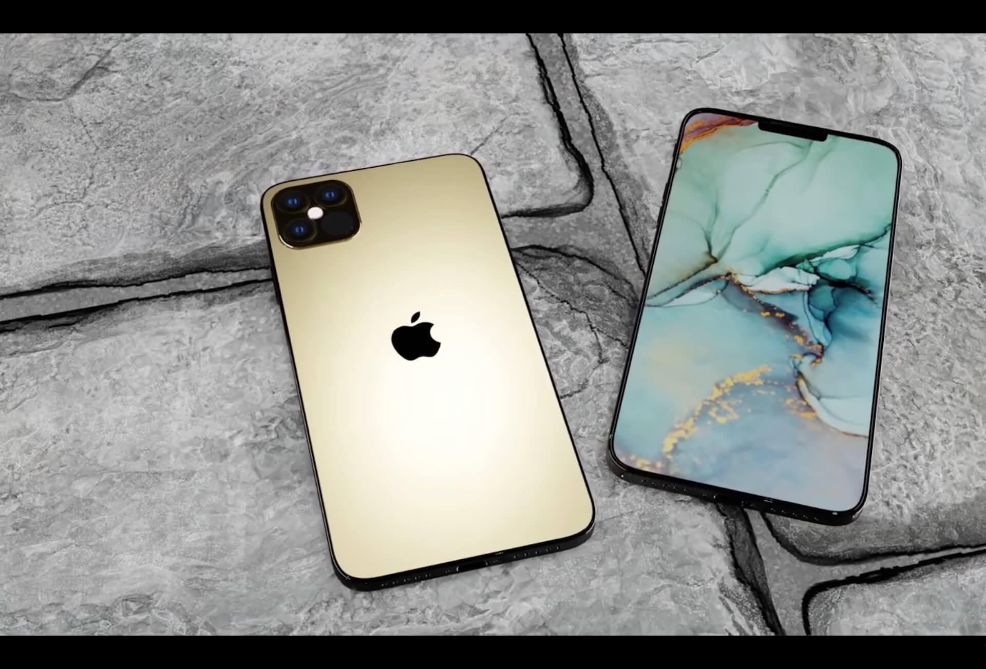 iPhone 12シリーズの新たなコンセプト映像が公開!豊富なカラーバリエーションに注目 tech200722_iphone12_main
