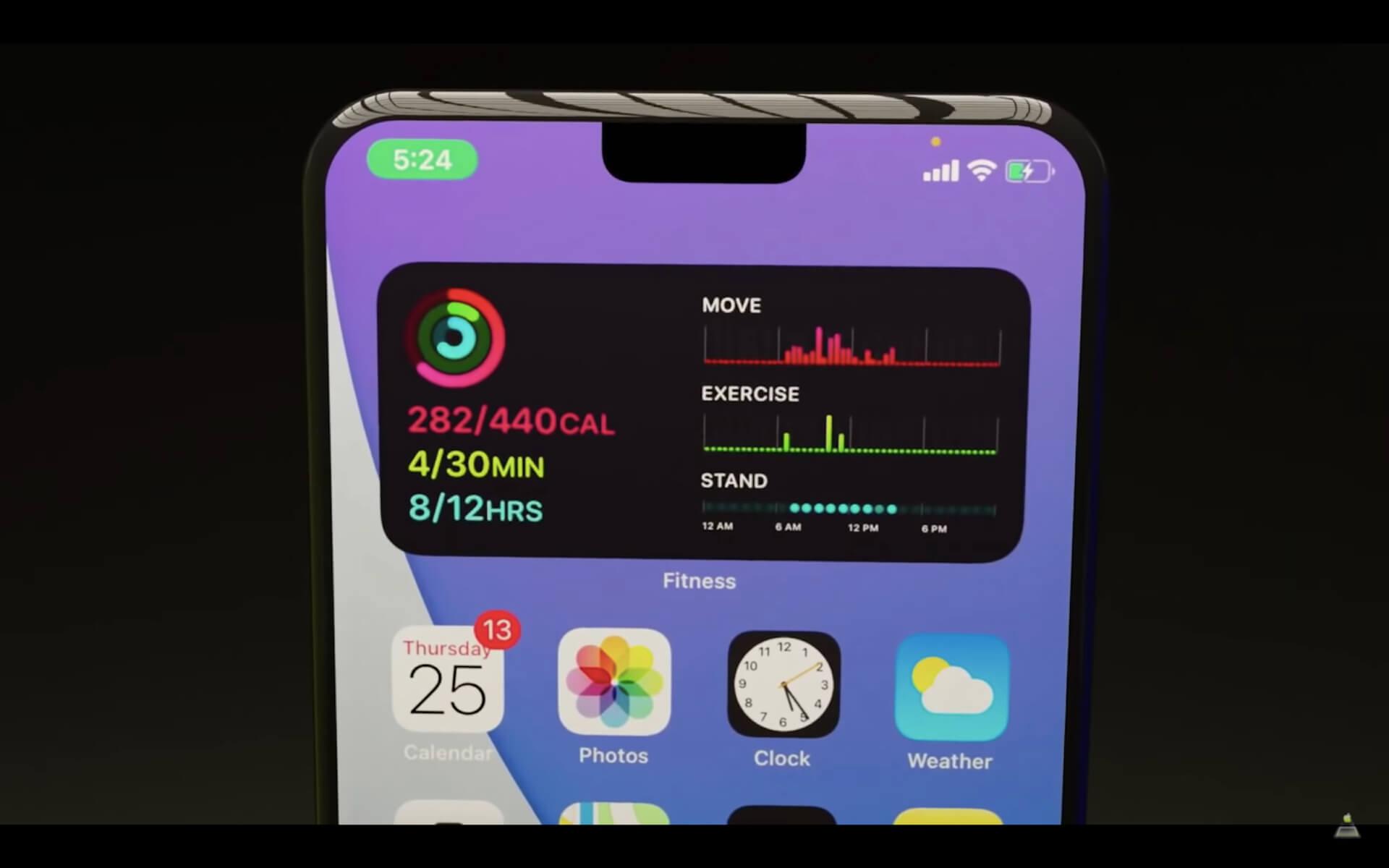 iPhone 12シリーズの新たなコンセプト映像が公開!豊富なカラーバリエーションに注目 tech200722_iphone12_5
