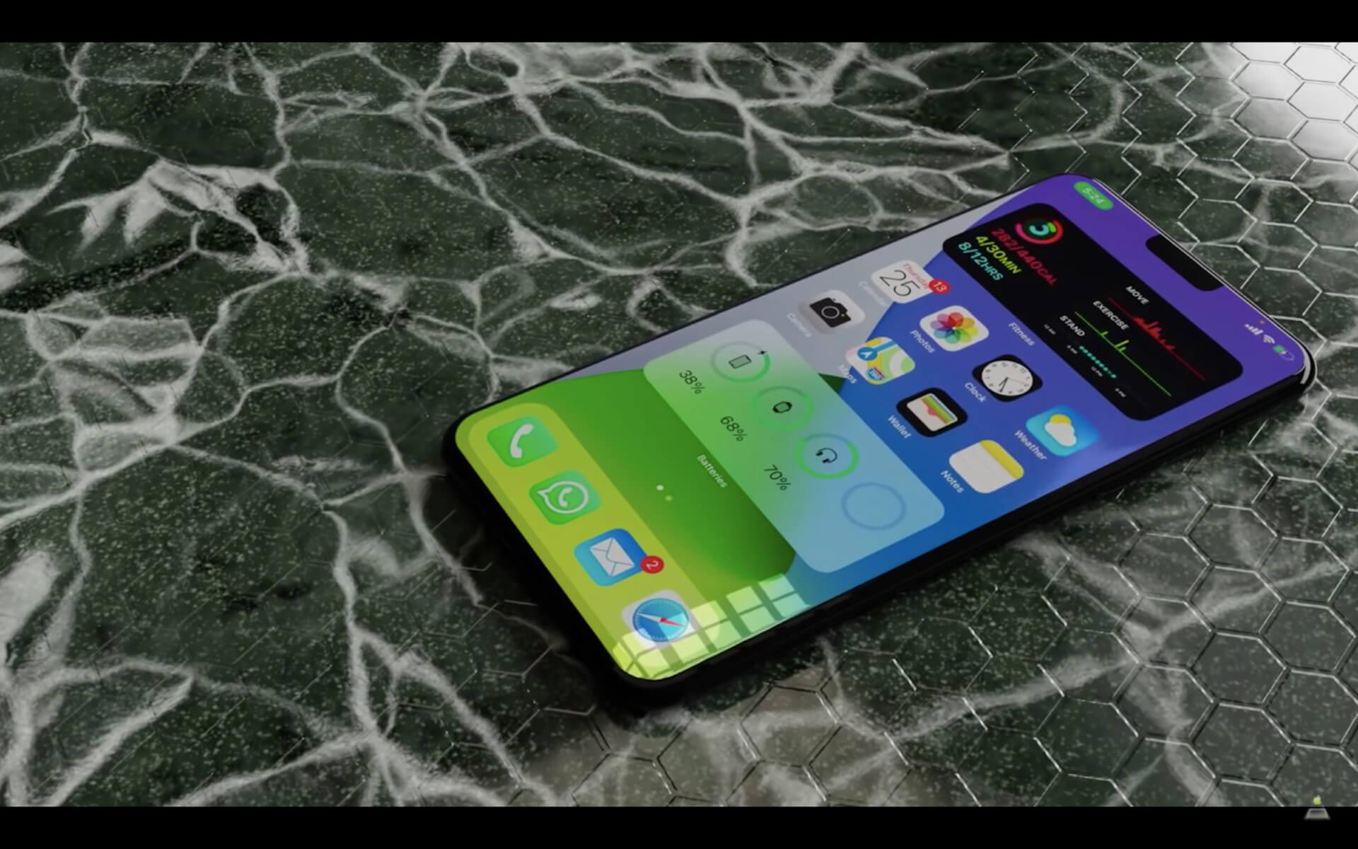 iPhone 12シリーズの新たなコンセプト映像が公開!豊富なカラーバリエーションに注目 tech200722_iphone12_1