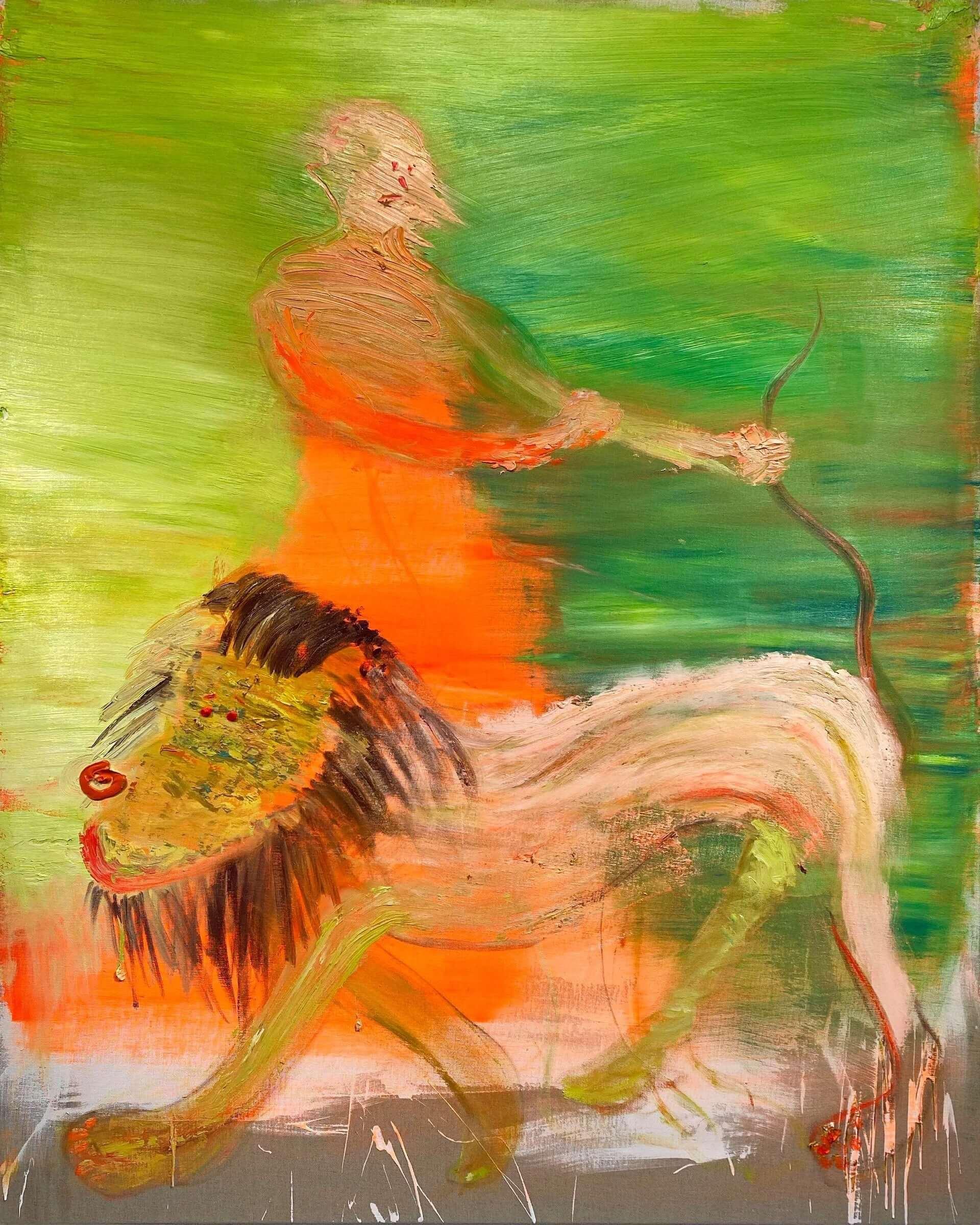 京都、奈良を拠点とする東慎也、米村優人の作品展<神の左手 悪魔の右手>が渋谷EUKARYOTEにて開催! art200722_eukaryote_2-1920x2400