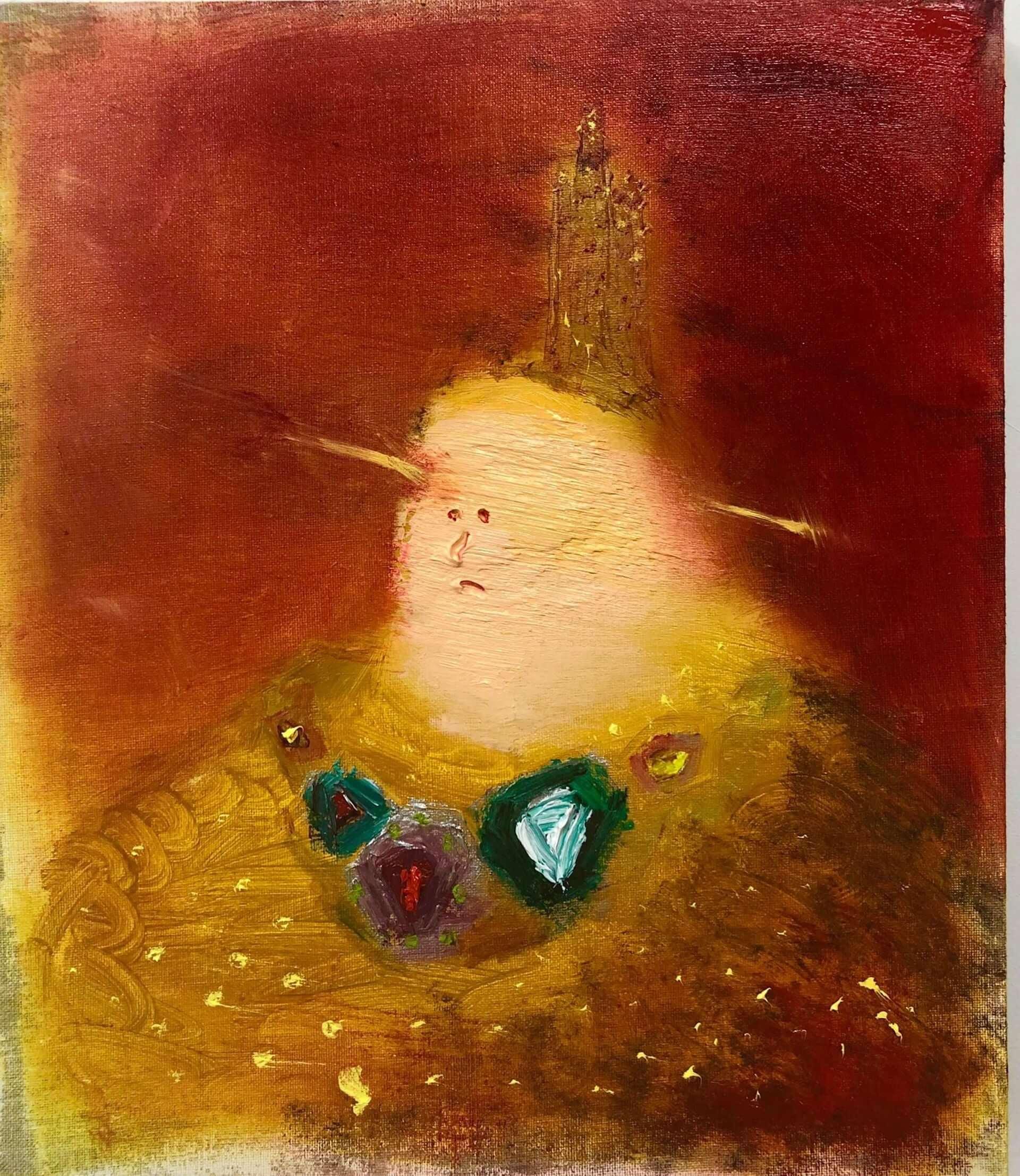 京都、奈良を拠点とする東慎也、米村優人の作品展<神の左手 悪魔の右手>が渋谷EUKARYOTEにて開催! art200722_eukaryote_3-1920x2213