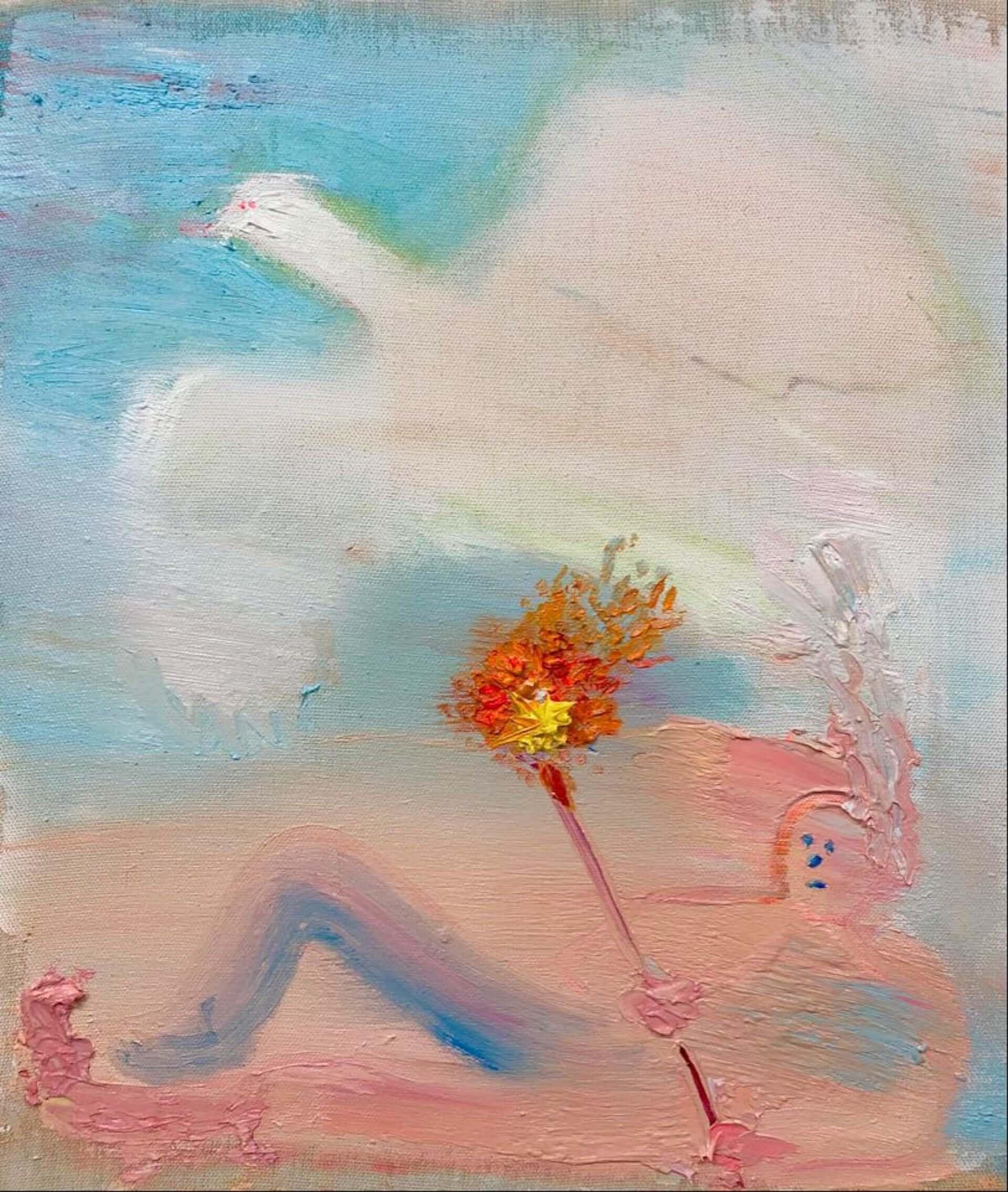 京都、奈良を拠点とする東慎也、米村優人の作品展<神の左手 悪魔の右手>が渋谷EUKARYOTEにて開催! art200722_eukaryote_5-1920x2270