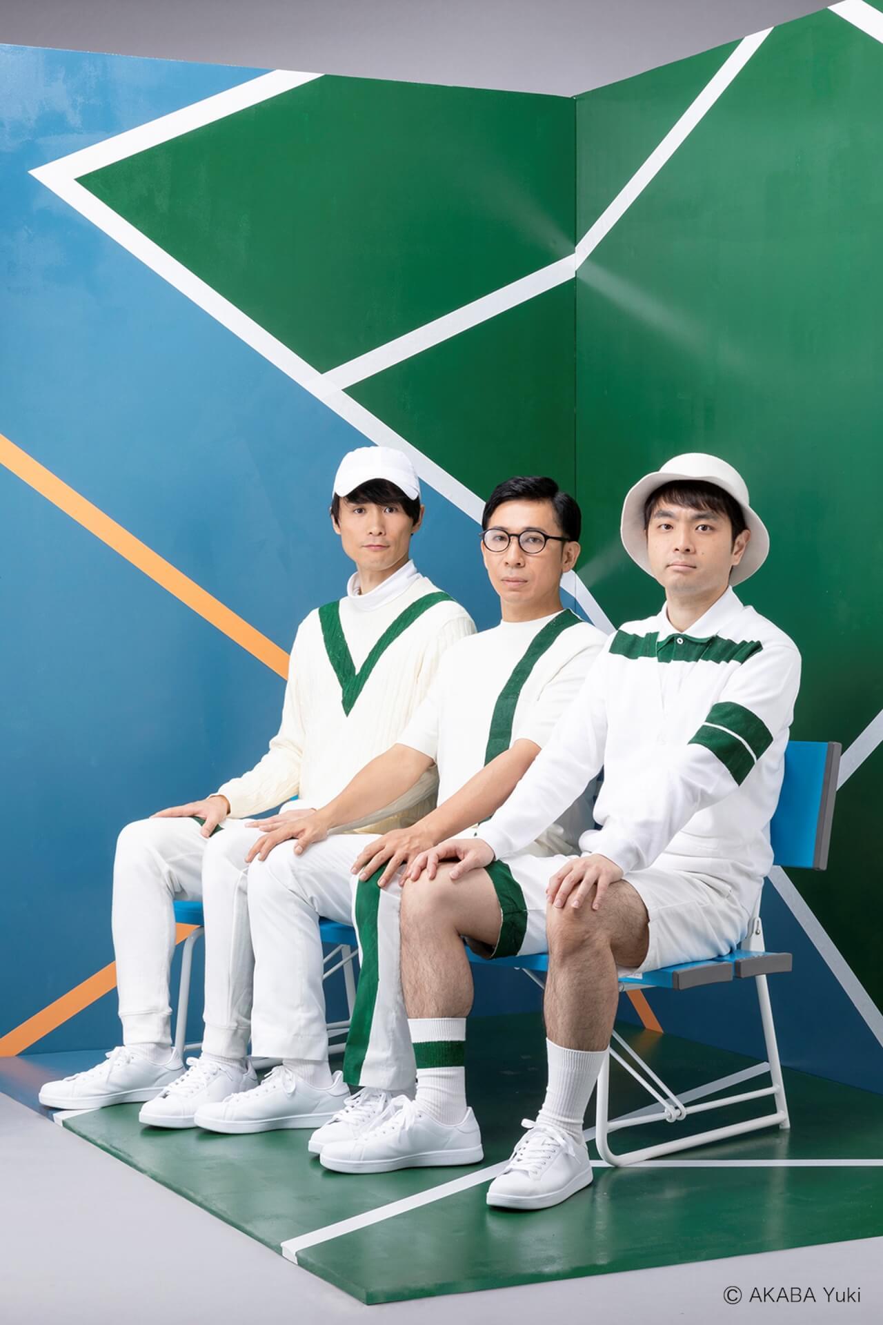 "xiangyu、山好きならではなエピソードを綴った新曲""Y△M△""をリリース <香魚荘#02>のラインナップにテニスコートら追加 music200724_xiangyu_4"