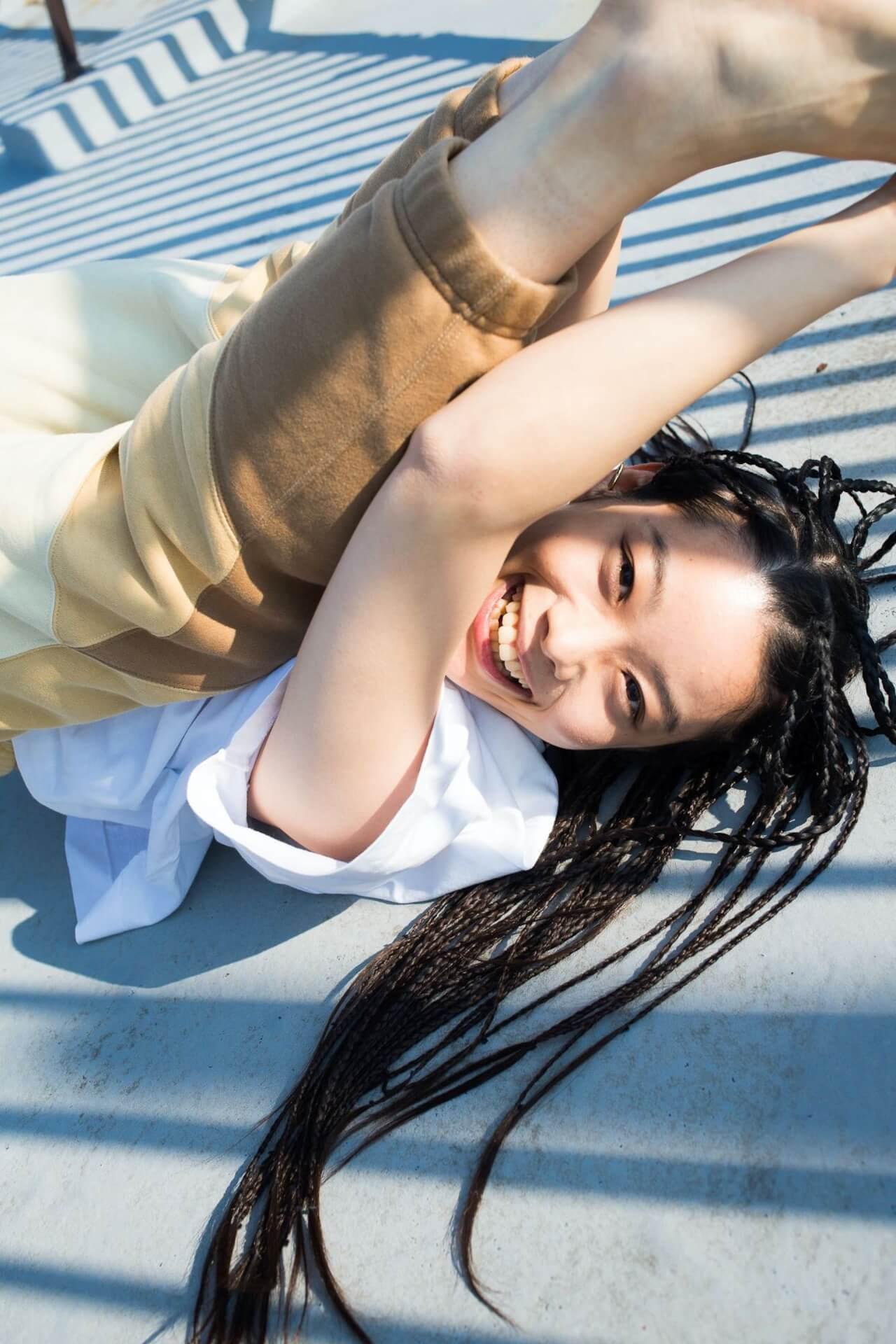 "xiangyu、山好きならではなエピソードを綴った新曲""Y△M△""をリリース <香魚荘#02>のラインナップにテニスコートら追加 music200724_xiangyu_1"