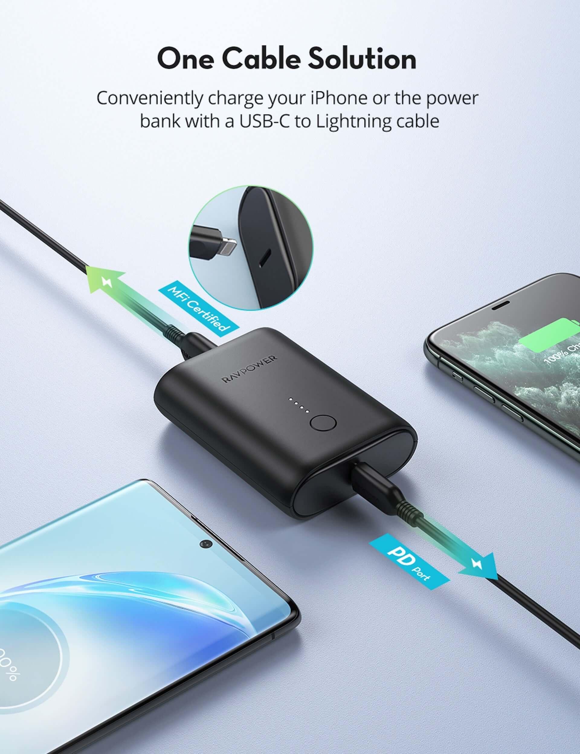 10000mAhの大容量モバイルバッテリーがRAVPowerから発売中!名刺入れやカードよりも小さいサイズ tech200727_ravpower_06-1920x2496