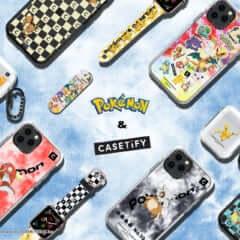 CASETiFY & Pokémon