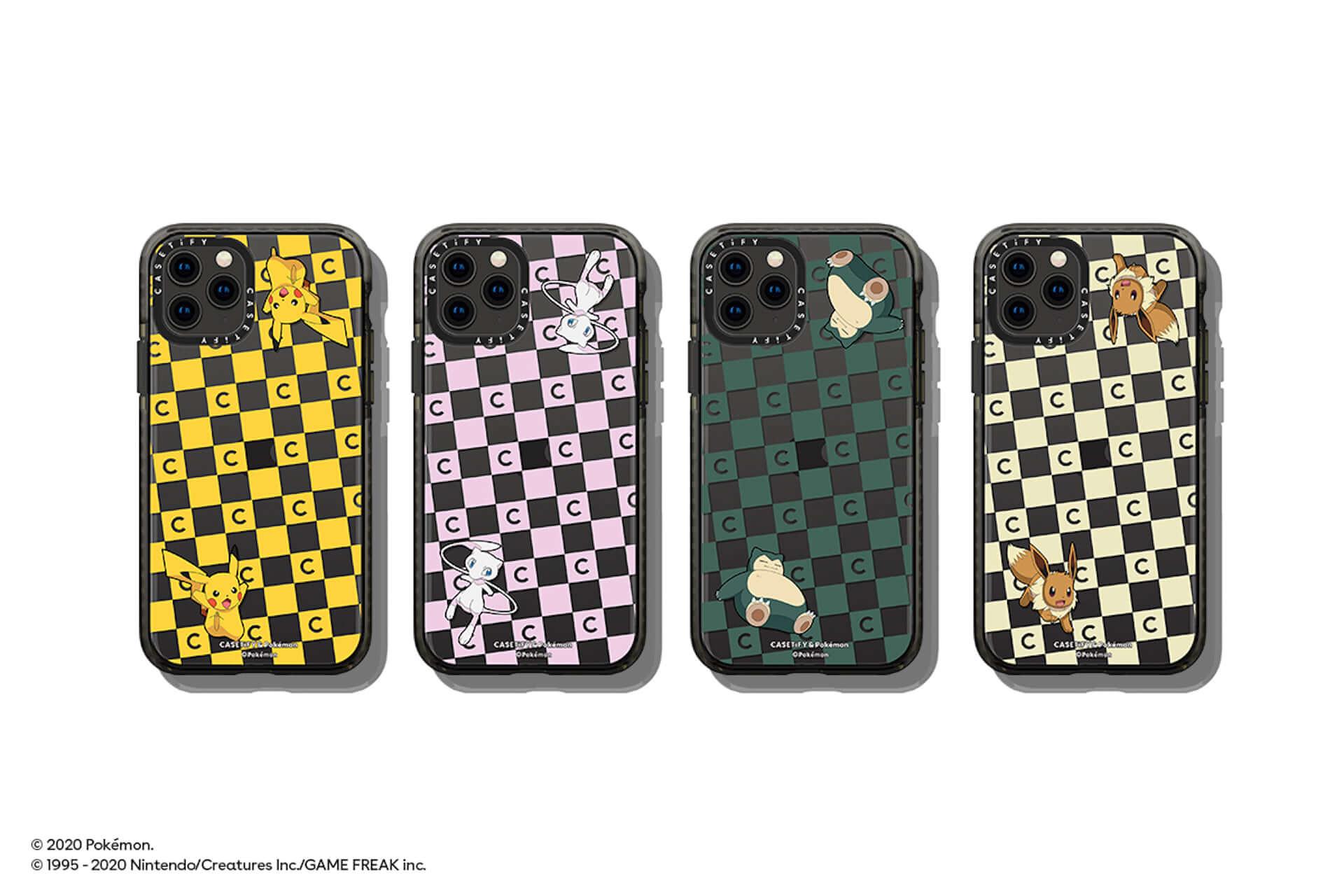 CASETiFYとポケモンの再タッグが実現!新コレクション第1弾にiPhoneケース、ワイヤレスチャージャー等が発売決定 tech200727_casetify-pokemon_15-1920x1280