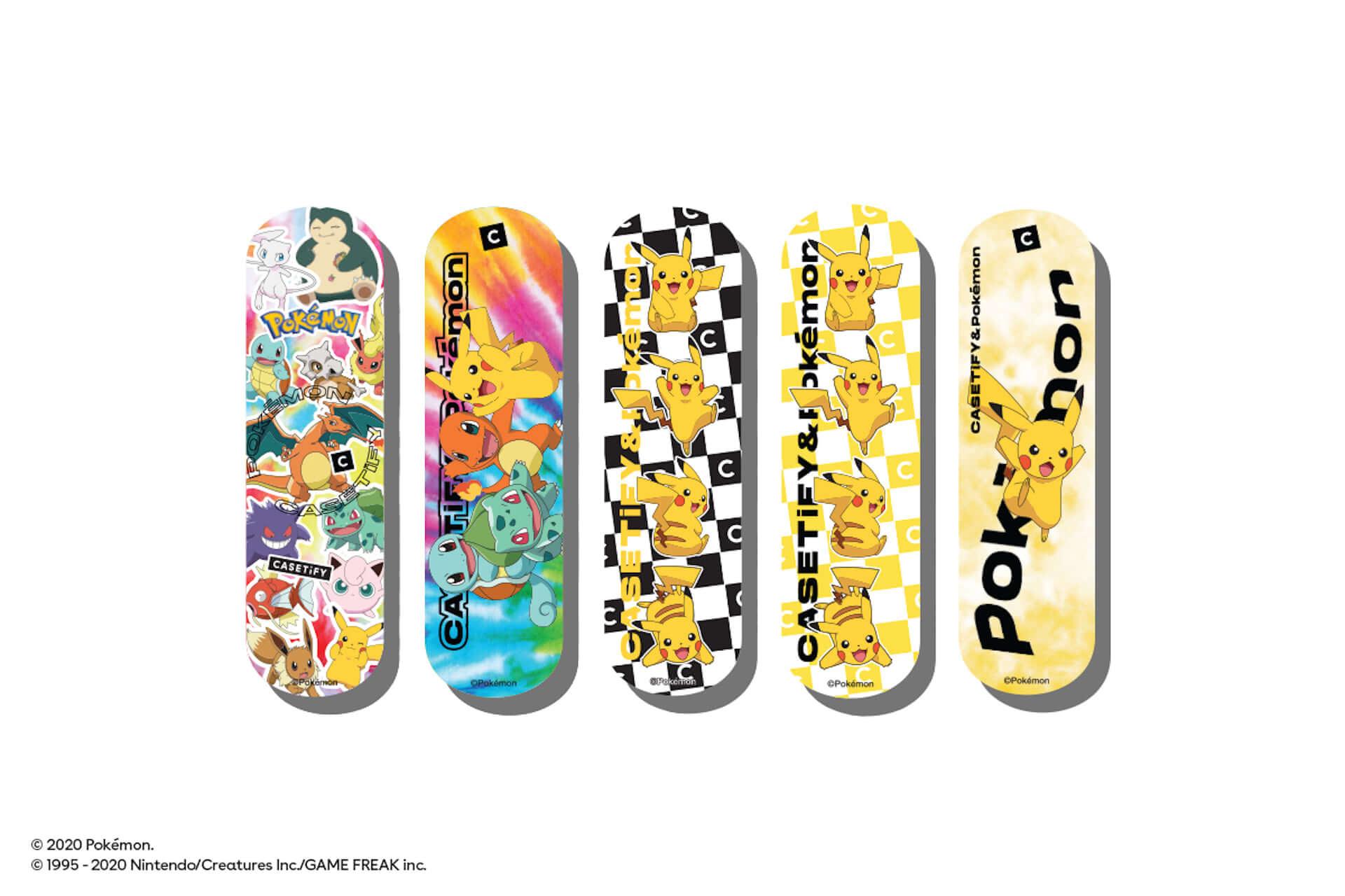 CASETiFYとポケモンの再タッグが実現!新コレクション第1弾にiPhoneケース、ワイヤレスチャージャー等が発売決定 tech200727_casetify-pokemon_16-1920x1280