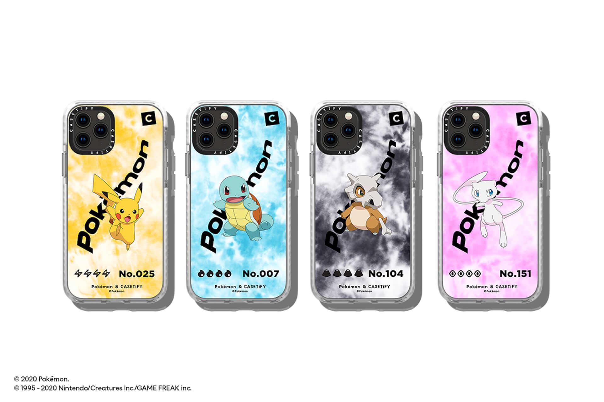 CASETiFYとポケモンの再タッグが実現!新コレクション第1弾にiPhoneケース、ワイヤレスチャージャー等が発売決定 tech200727_casetify-pokemon_17-1920x1280