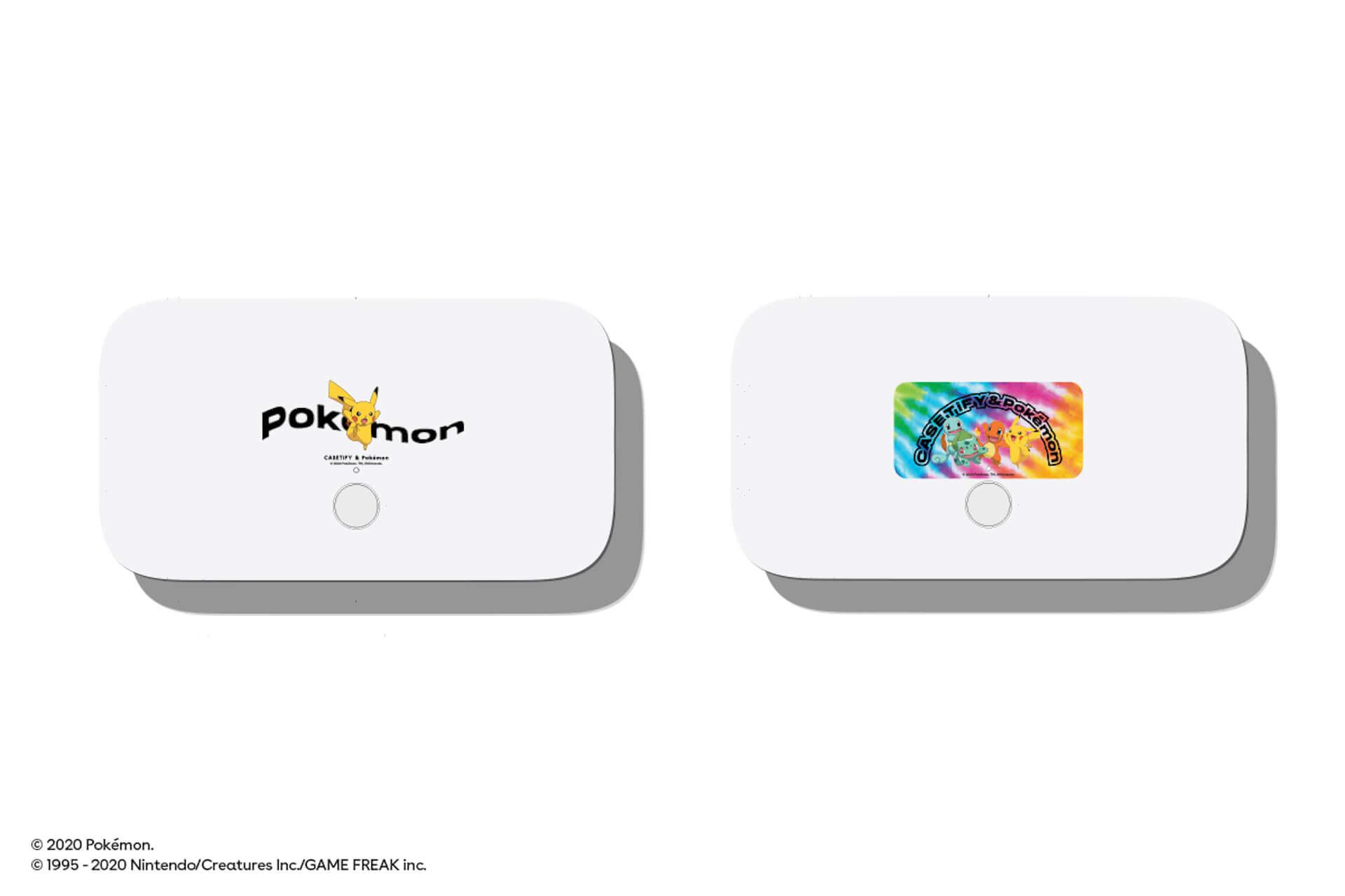 CASETiFYとポケモンの再タッグが実現!新コレクション第1弾にiPhoneケース、ワイヤレスチャージャー等が発売決定 tech200727_casetify-pokemon_20-1920x1280