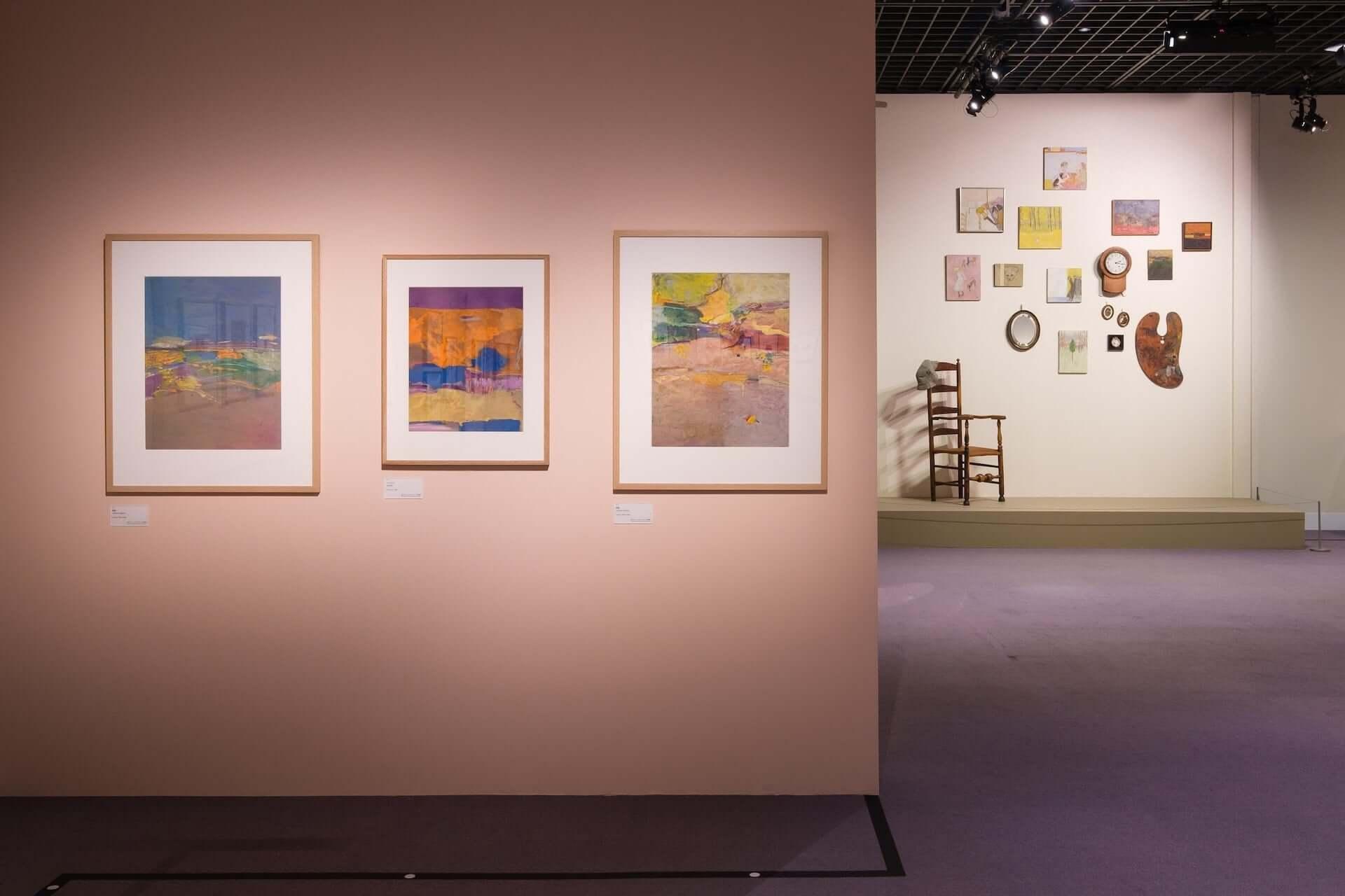 写真展<ニューヨークが生んだ伝説の写真家 永遠のソール・ライター>のアンコール展がBunkamura ザ・ミュージアムにて開幕! art200728_saulleiter_encore_3-1920x1280