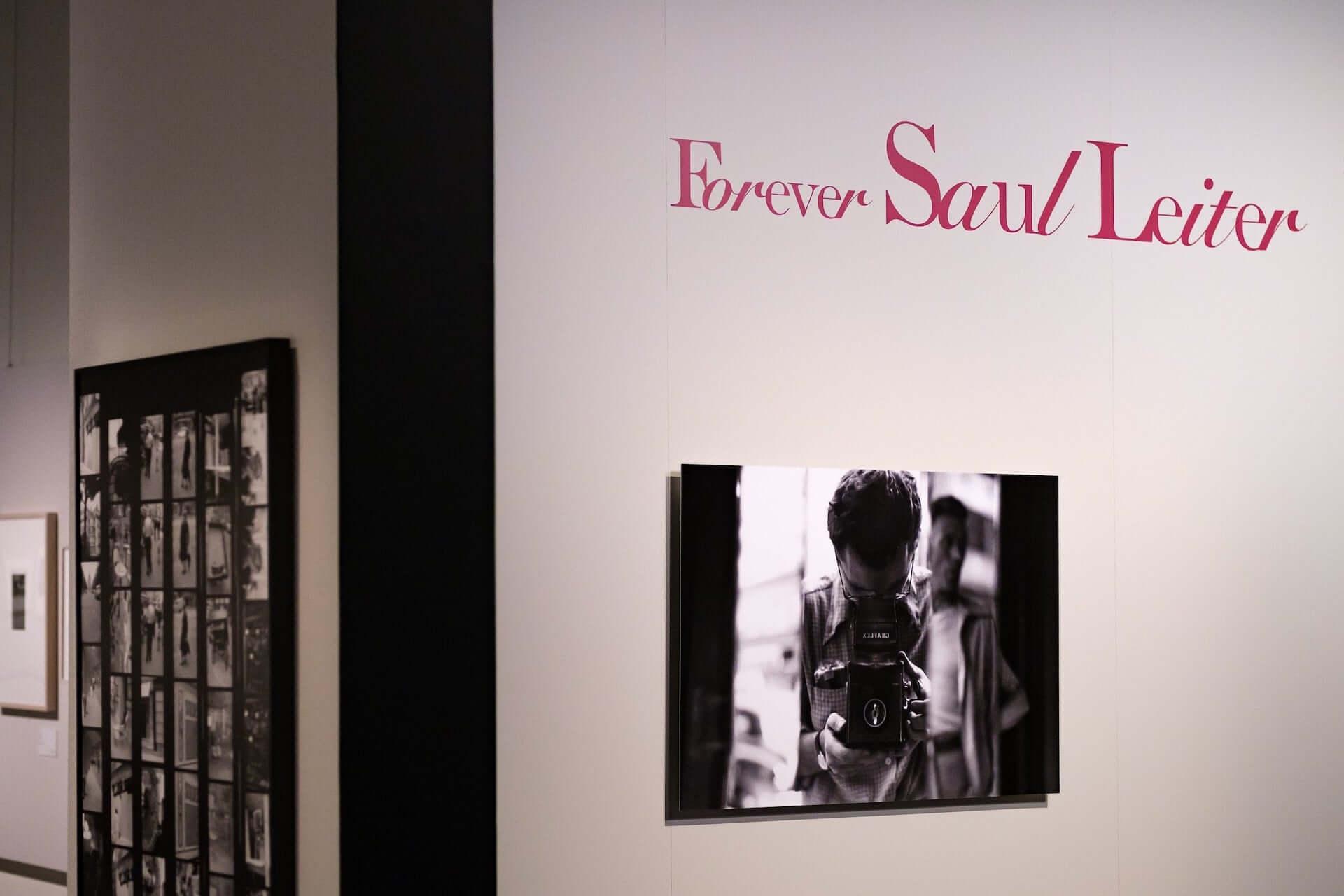 写真展<ニューヨークが生んだ伝説の写真家 永遠のソール・ライター>のアンコール展がBunkamura ザ・ミュージアムにて開幕! art200728_saulleiter_encore_4-1920x1280
