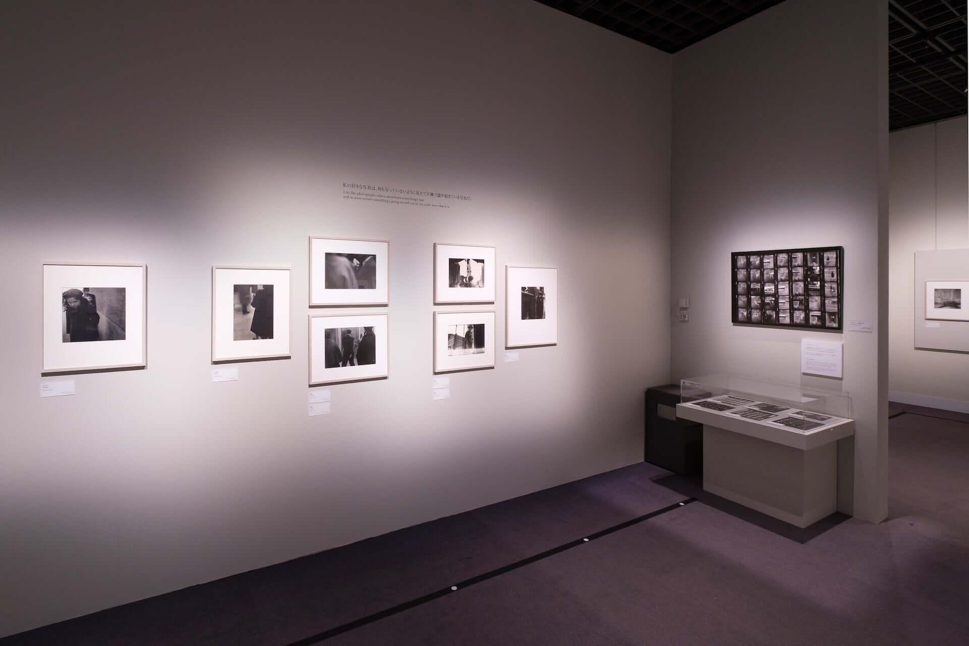 写真展<ニューヨークが生んだ伝説の写真家 永遠のソール・ライター>のアンコール展がBunkamura ザ・ミュージアムにて開幕! art200728_saulleiter_encore_6-1920x1280