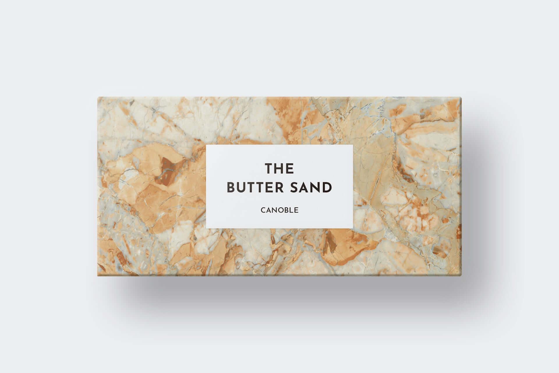 """新感覚の""""食べるバター""""を味わおう!バター原理主義者のためのバターサンド『CANOBLE THE BUTTER SAND』がCANOBLEより発売決定 gourmet200728_canoble-thebuttersand_6-1920x1280"""