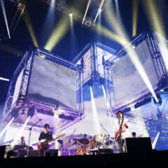 """back number dome tour 2018 """"stay with you"""" at TOKYO DOME"""