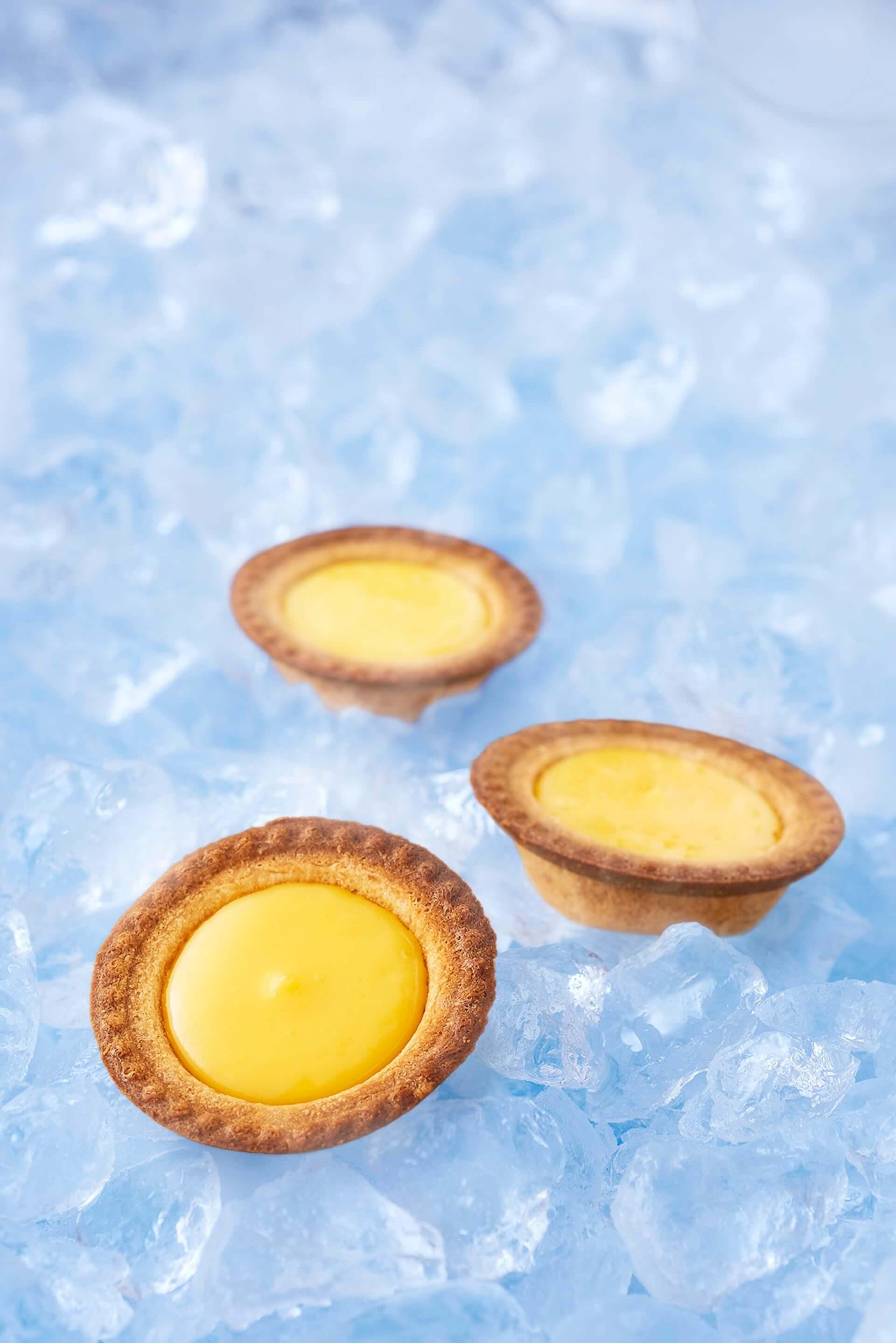 BAKE CHEESE TARTから冷やして美味しい夏季限定商品『冷やしプリンチーズタルト』と『瀬戸内レモンチーズタルト』が発売決定! gourmet200728_bake-cheesetart_2-1920x2878