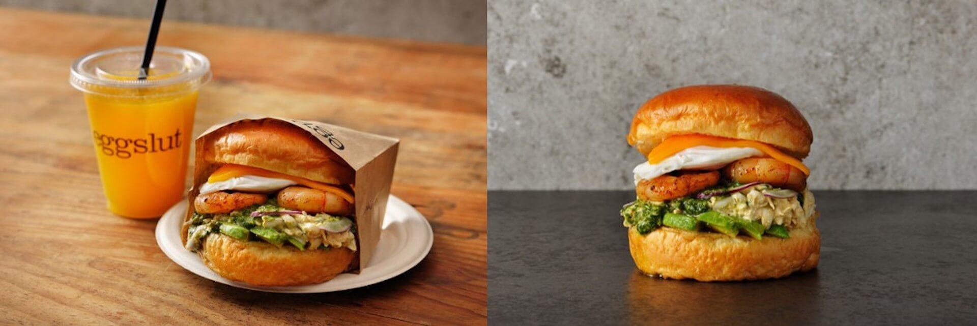 LA発の大人気卵料理専門店「eggslut」がMIYASHITA PARK内にオープン!映画『STAND STRONG』とのコラボキャンペーンも gourmet200729_eggslut_2