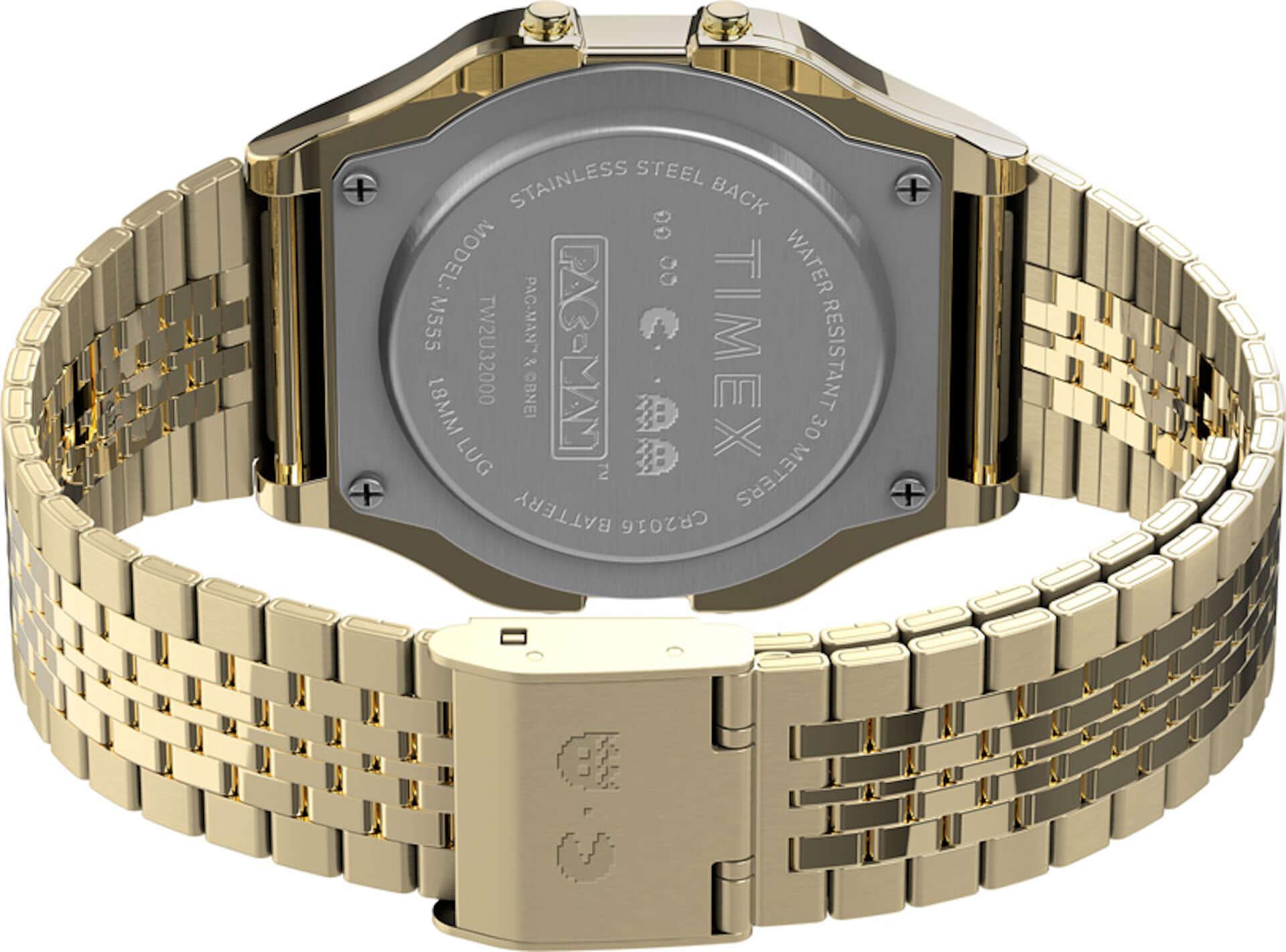 『パックマン』生誕40周年記念!米国の腕時計ブランド「タイメックス」から昨年即完売したコラボモデルが発売決定 tech200729_timex-pacman_5-1920x1422