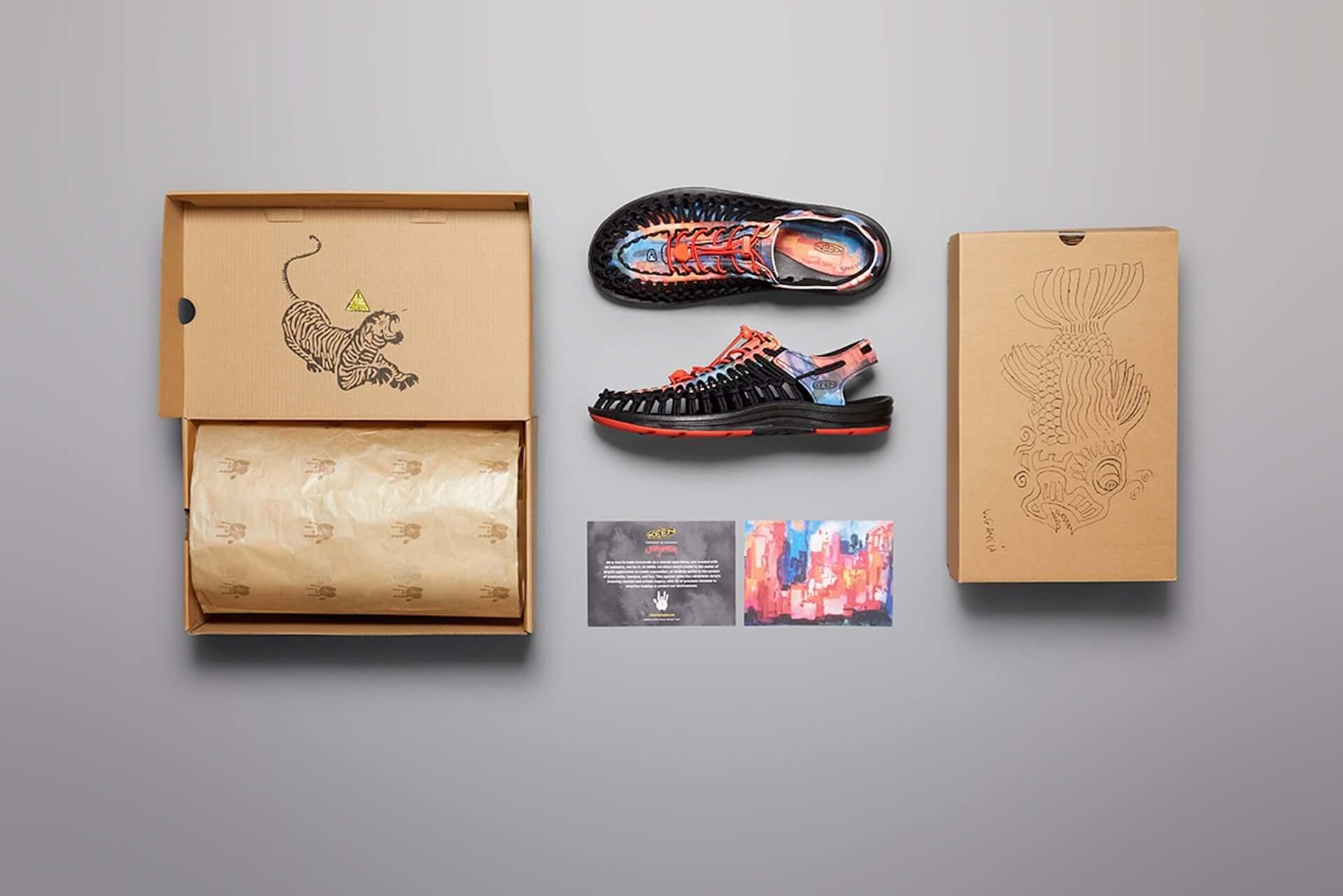 KEENが世界的アーティスト、ジェリー・ガルシアとのコラボアイテムを発売決定!アートワーク2作品をモチーフにしたシューズが登場 lf200730_keen-jerrygarcia_12-1920x1281