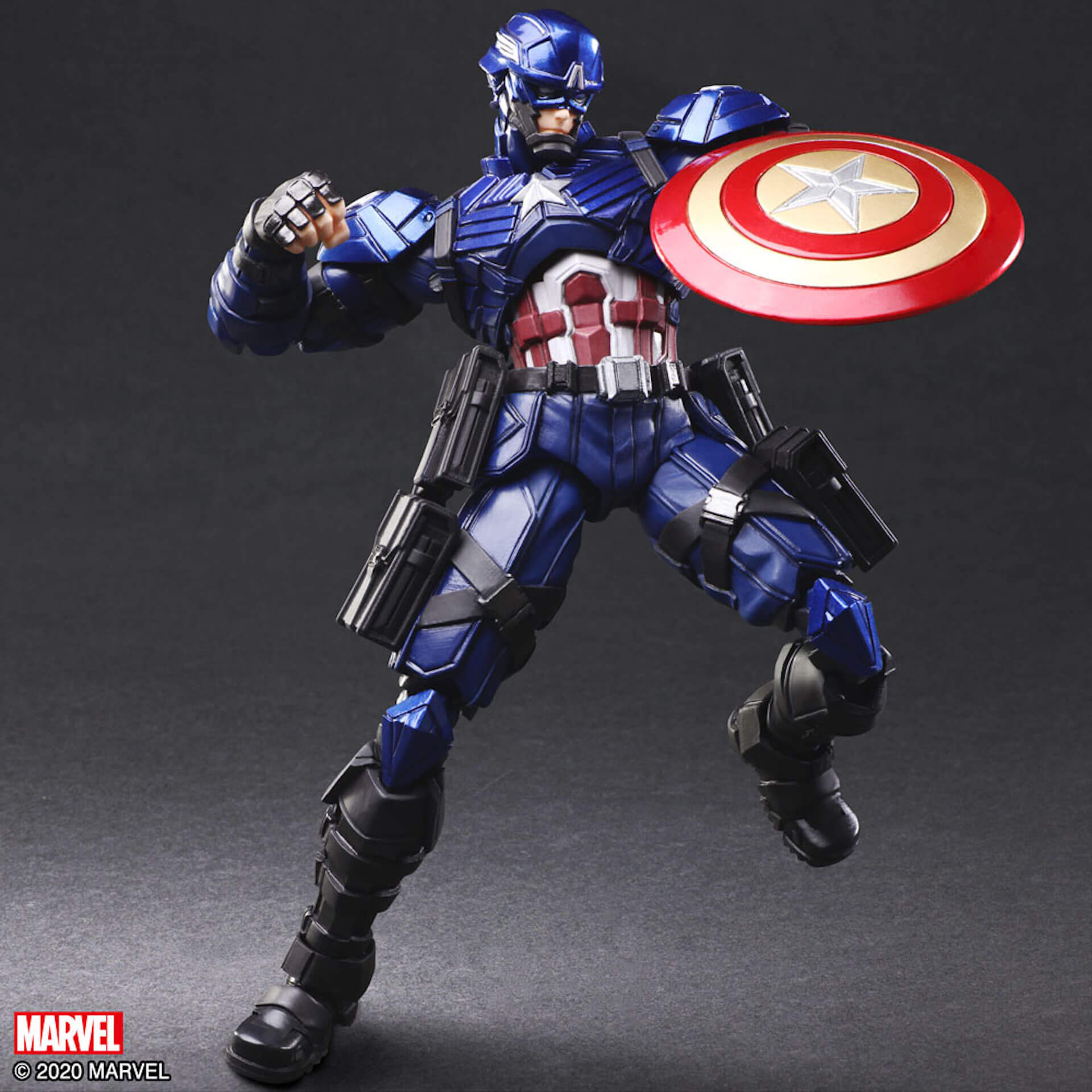野村哲也デザインの『アイアンマン』『キャプテン・アメリカ』『スパイダーマン』フィギュアがスクウェア・エニックスのオンラインサイトで予約受付中! ac200702_marvel_nomuratesuya_15